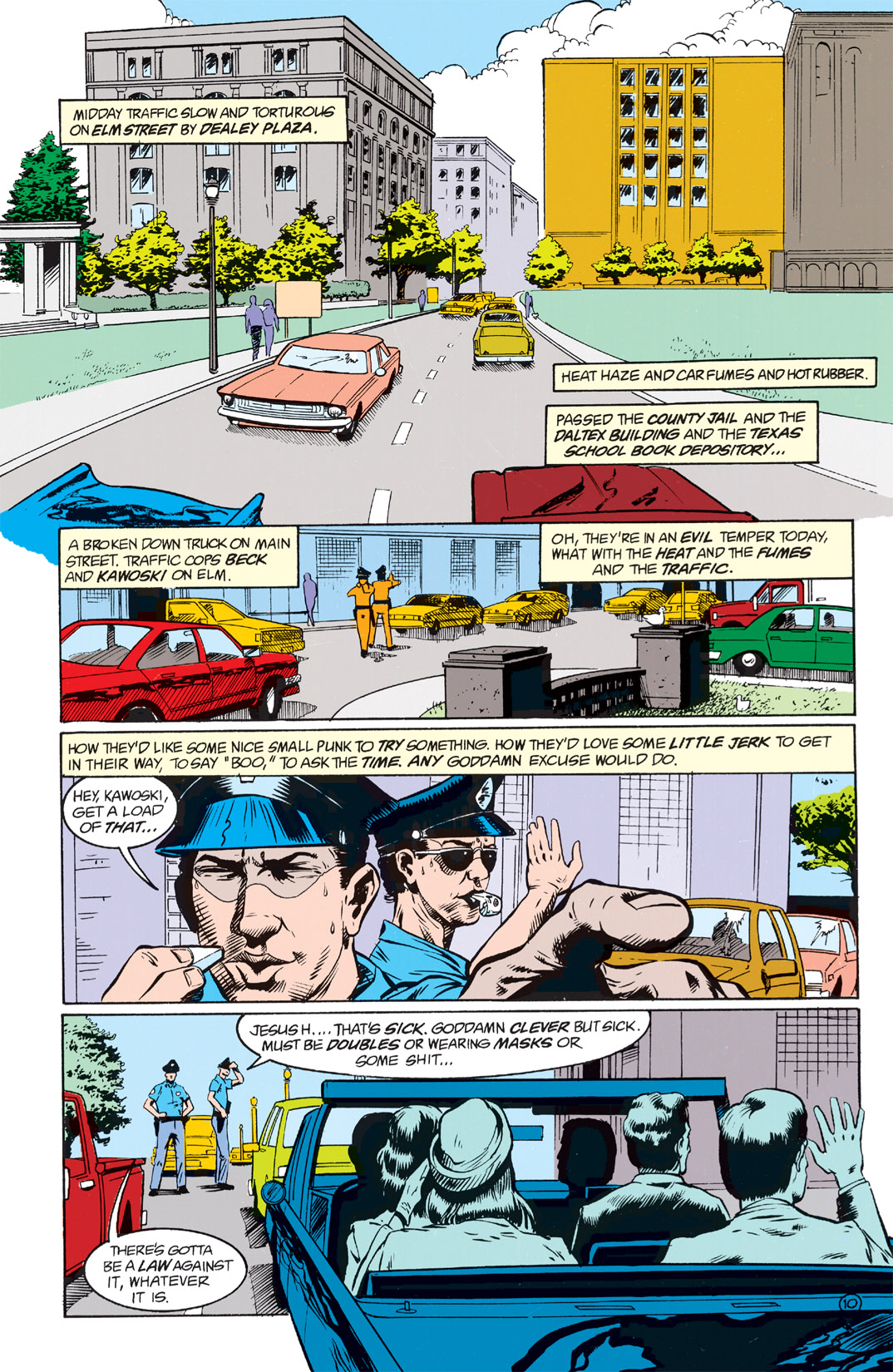 Read online Shade, the Changing Man comic -  Issue #2 - 12