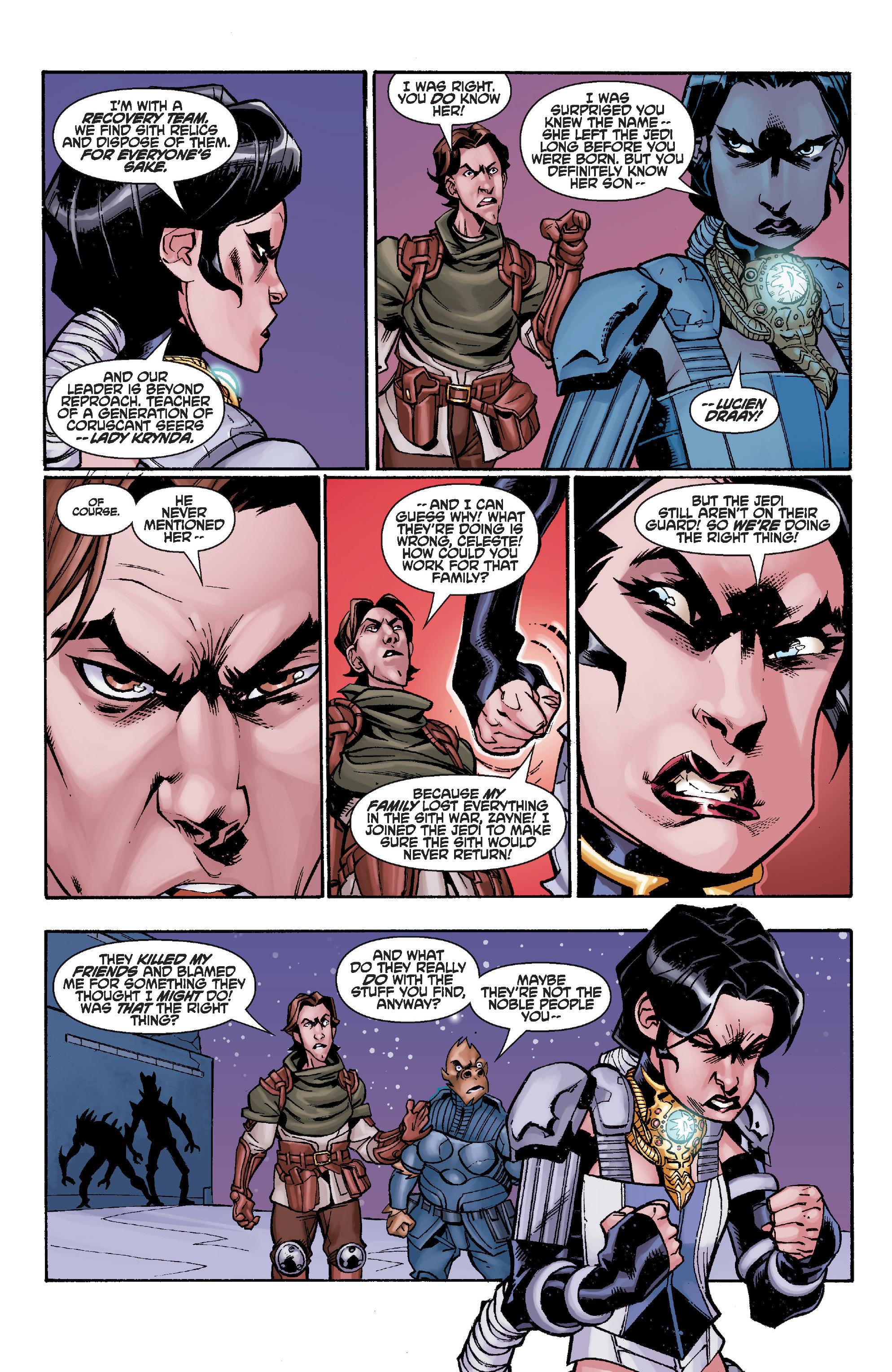 Read online Star Wars Omnibus comic -  Issue # Vol. 32 - 220