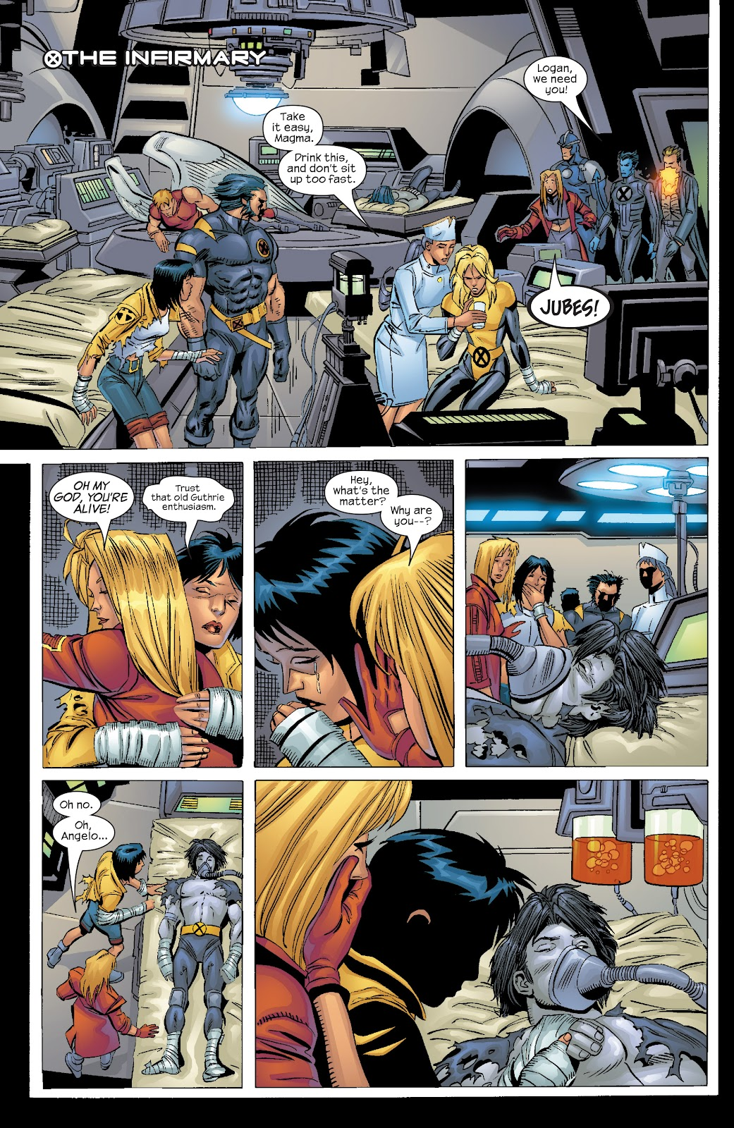 Read online X-Men: Unstoppable comic -  Issue # TPB (Part 4) - 88