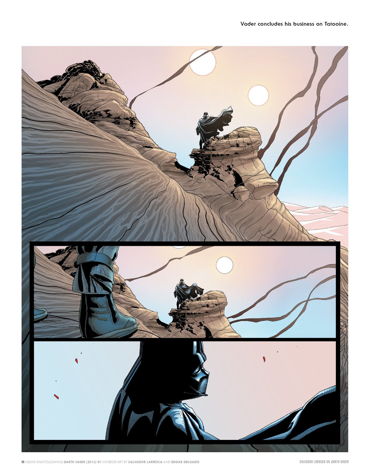 Read online The Marvel Art of Star Wars comic -  Issue # TPB (Part 1) - 58