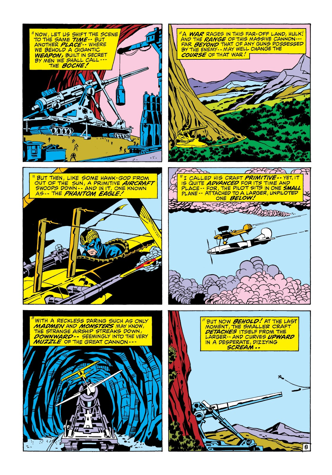 Read online Marvel Masterworks: The Incredible Hulk comic -  Issue # TPB 7 (Part 1) - 15