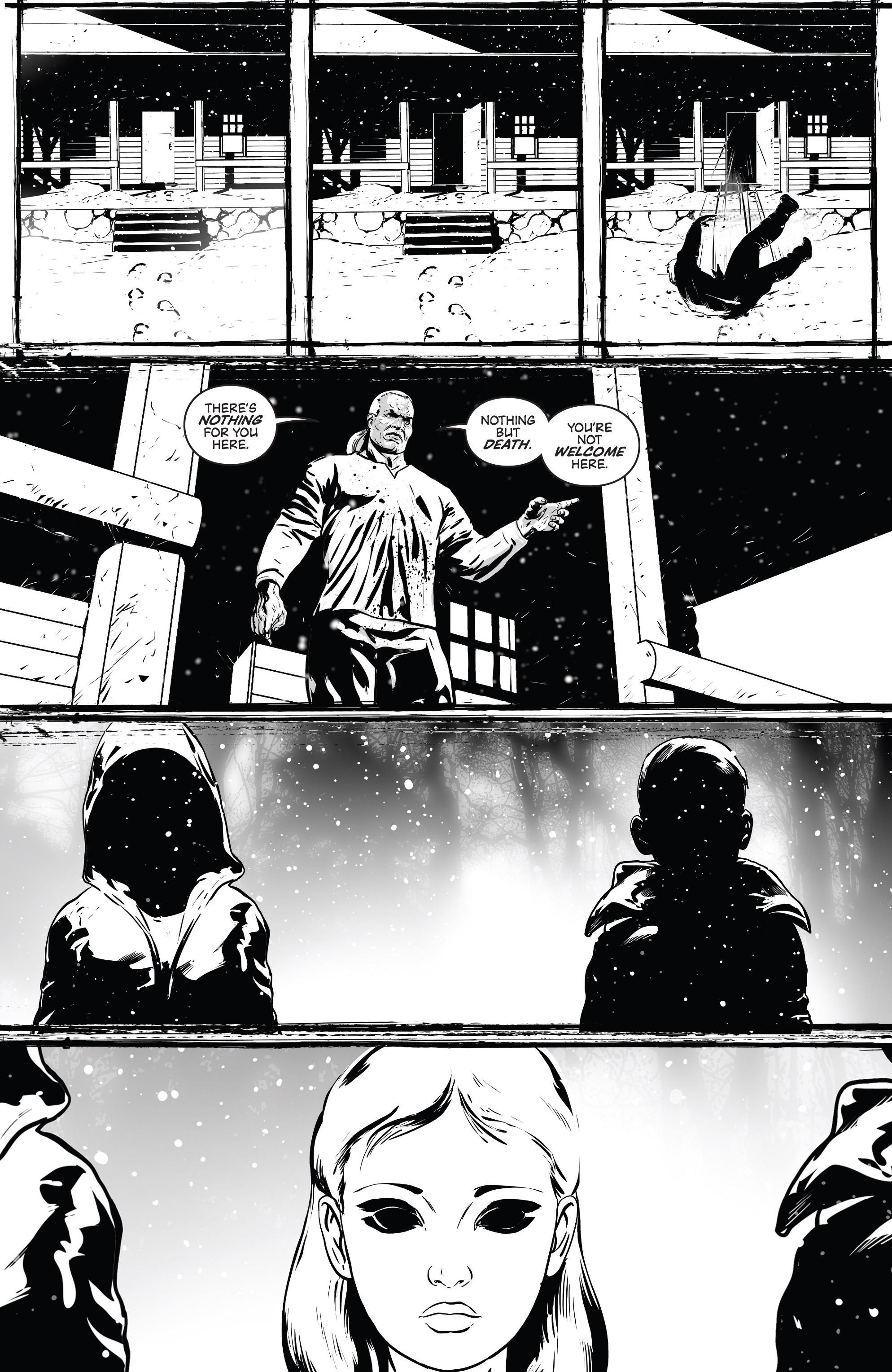 Read online Aftershock Genesis comic -  Issue #1 - 18
