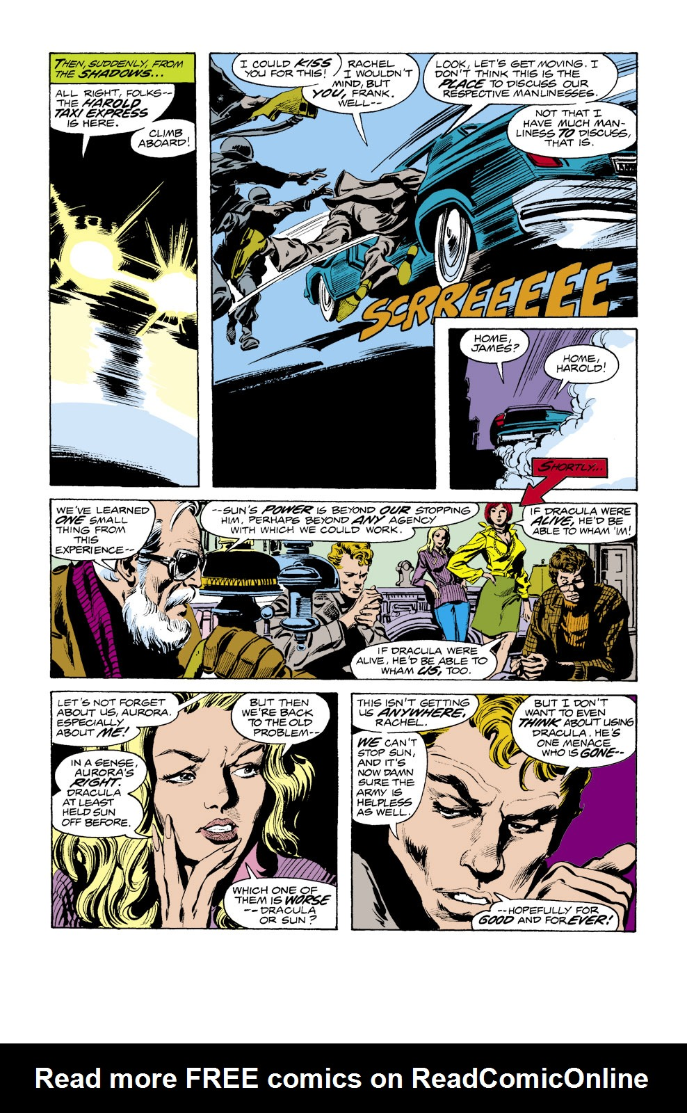 Tomb of Dracula (1972) issue 40 - Page 12