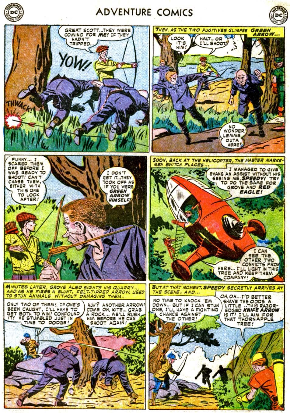 Read online Adventure Comics (1938) comic -  Issue #177 - 37