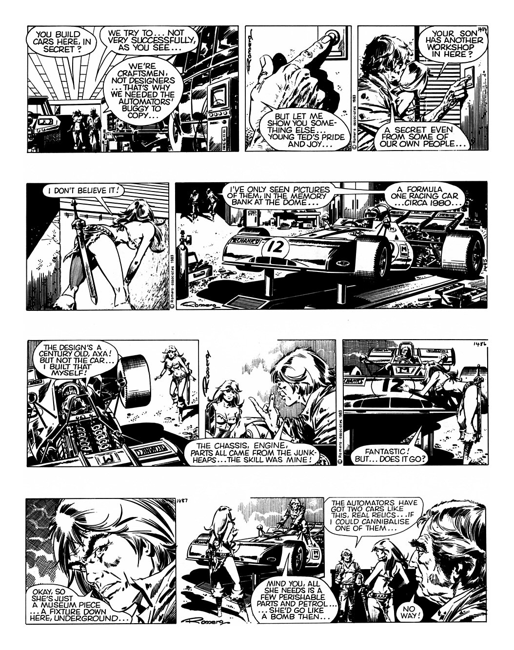 Axa issue 7 - Page 16