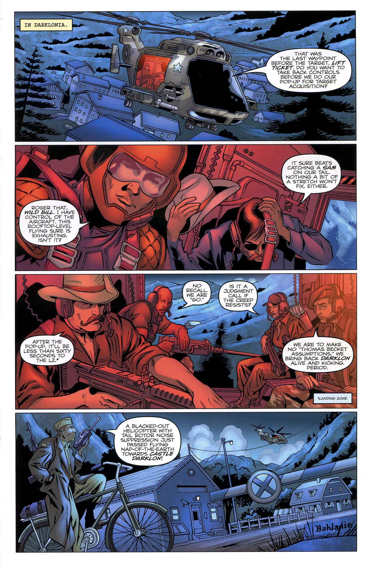 G.I. Joe: A Real American Hero 171 Page 1