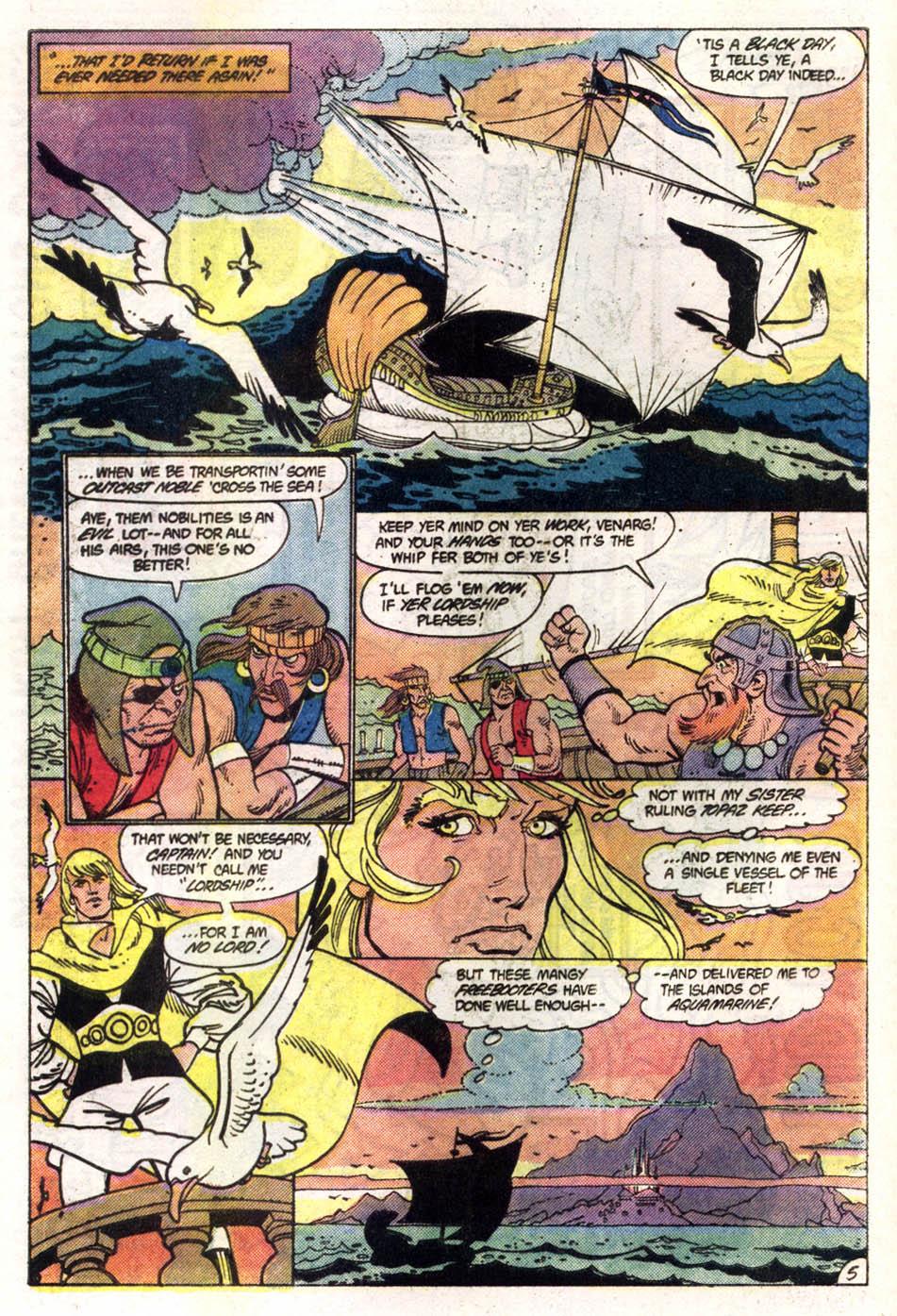 Read online Amethyst (1985) comic -  Issue #1 - 6