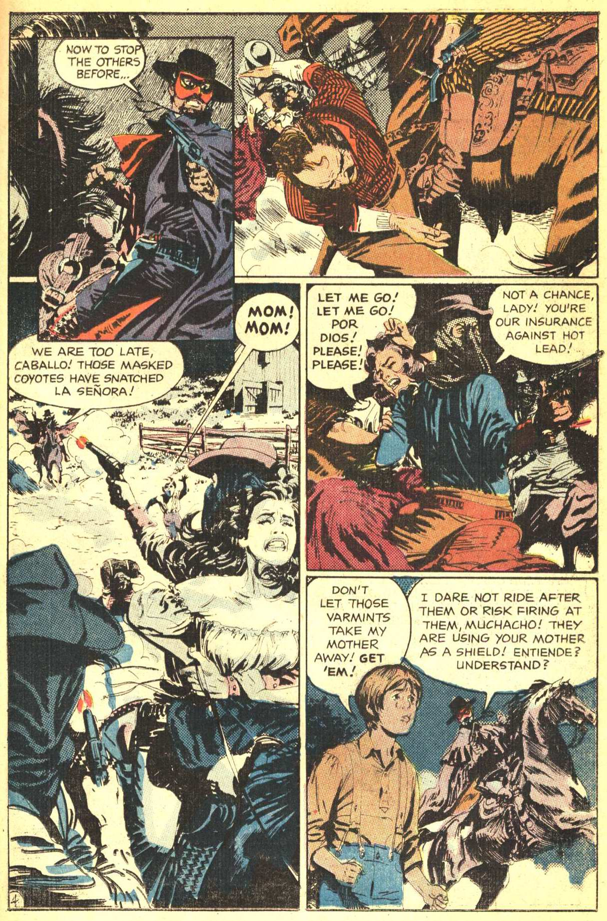 Read online All-Star Western (1970) comic -  Issue #4 - 21