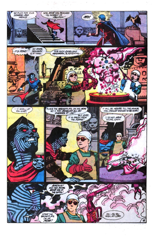 Read online Amethyst, Princess of Gemworld comic -  Issue #11 - 19