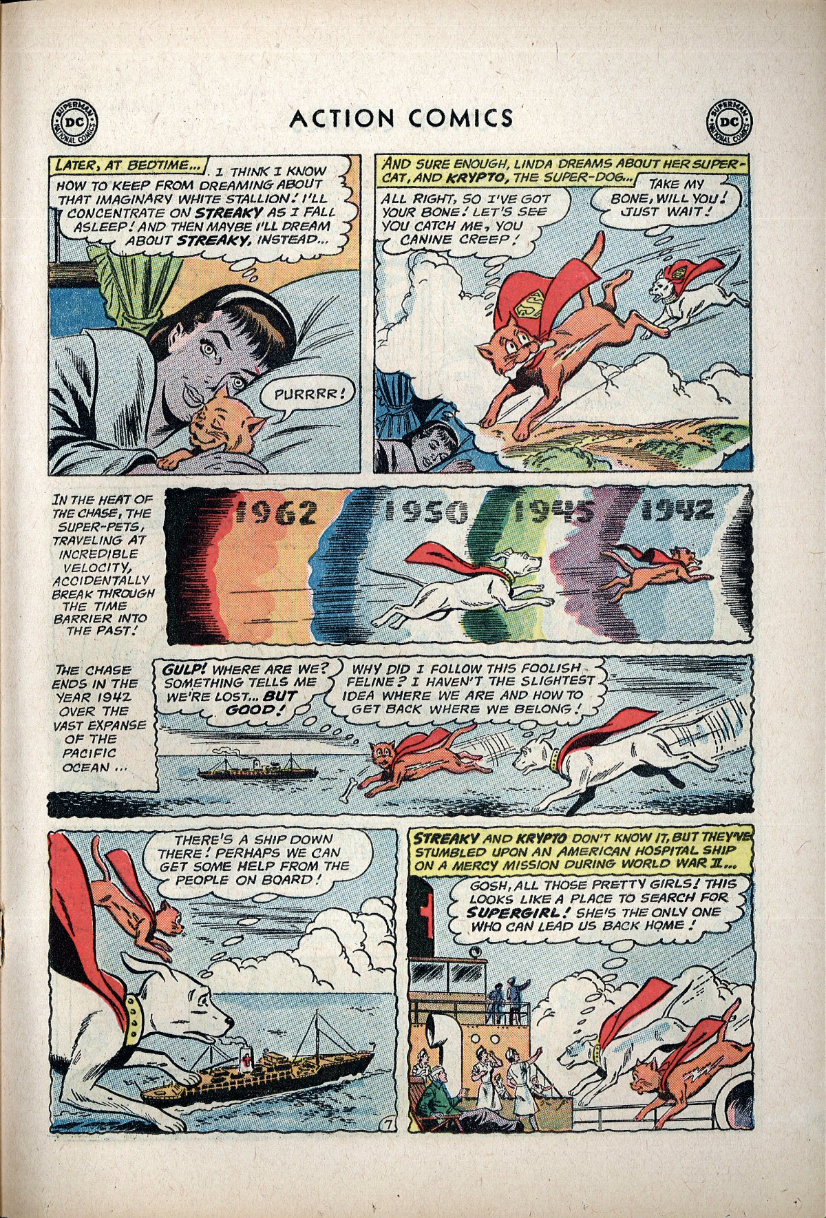 Read online Action Comics (1938) comic -  Issue #292 - 27