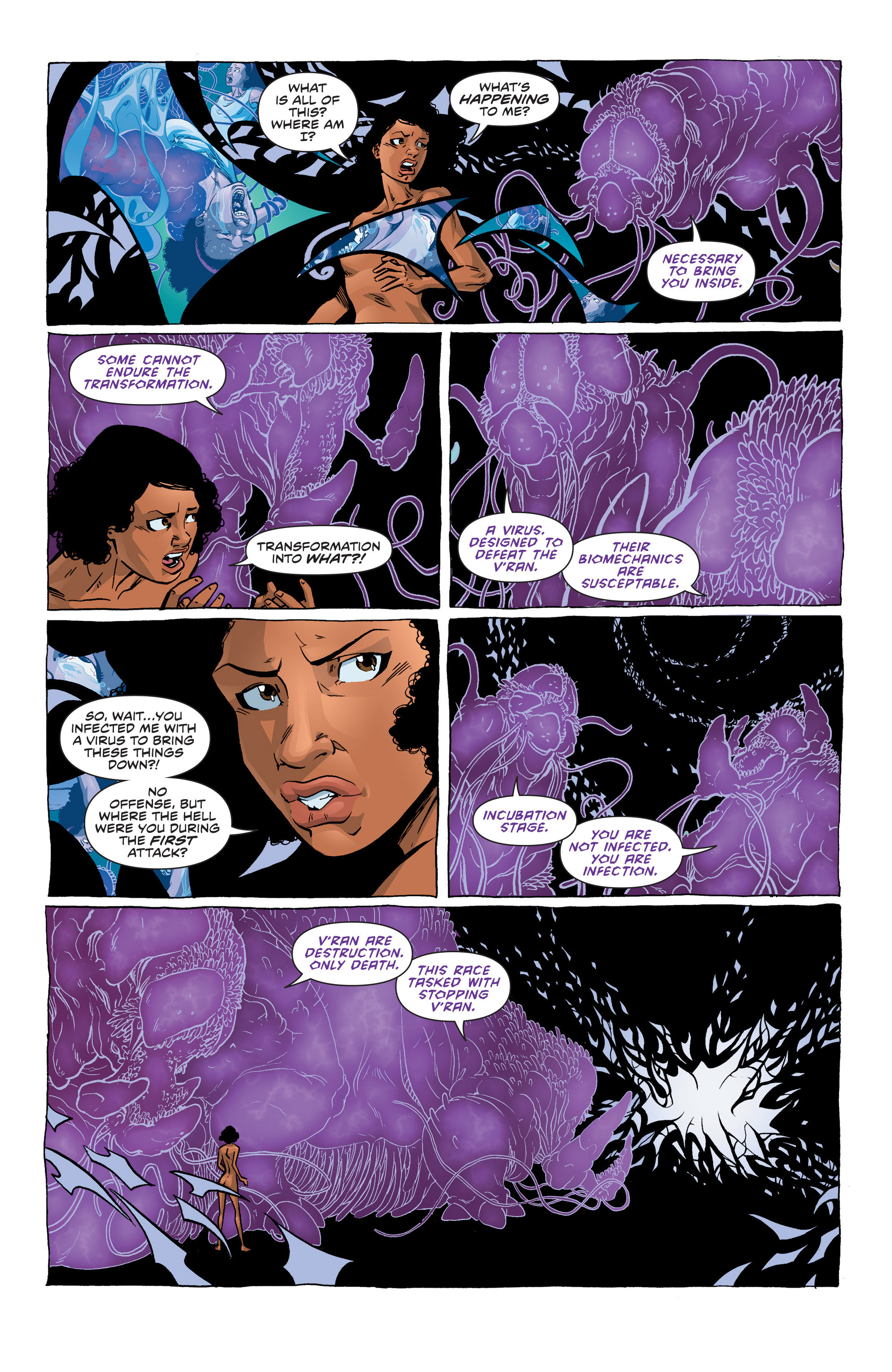 Read online Secret Identities comic -  Issue # _TPB - 160