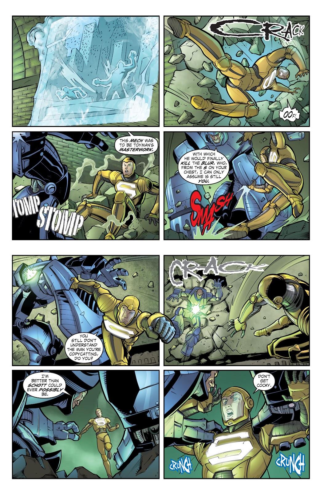 Read online Smallville Season 11 [II] comic -  Issue # TPB 2 - 119