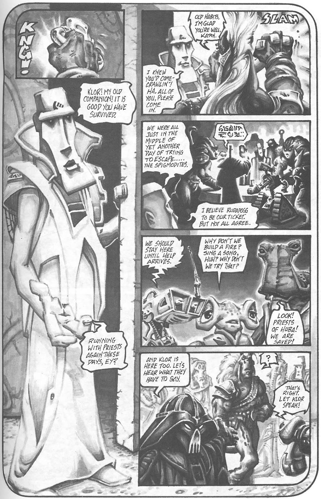 Read online Animal Mystic comic -  Issue #4 - 24