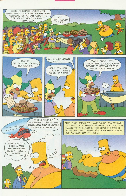 Read online Simpsons Comics Presents Bart Simpson comic -  Issue #1 - 10