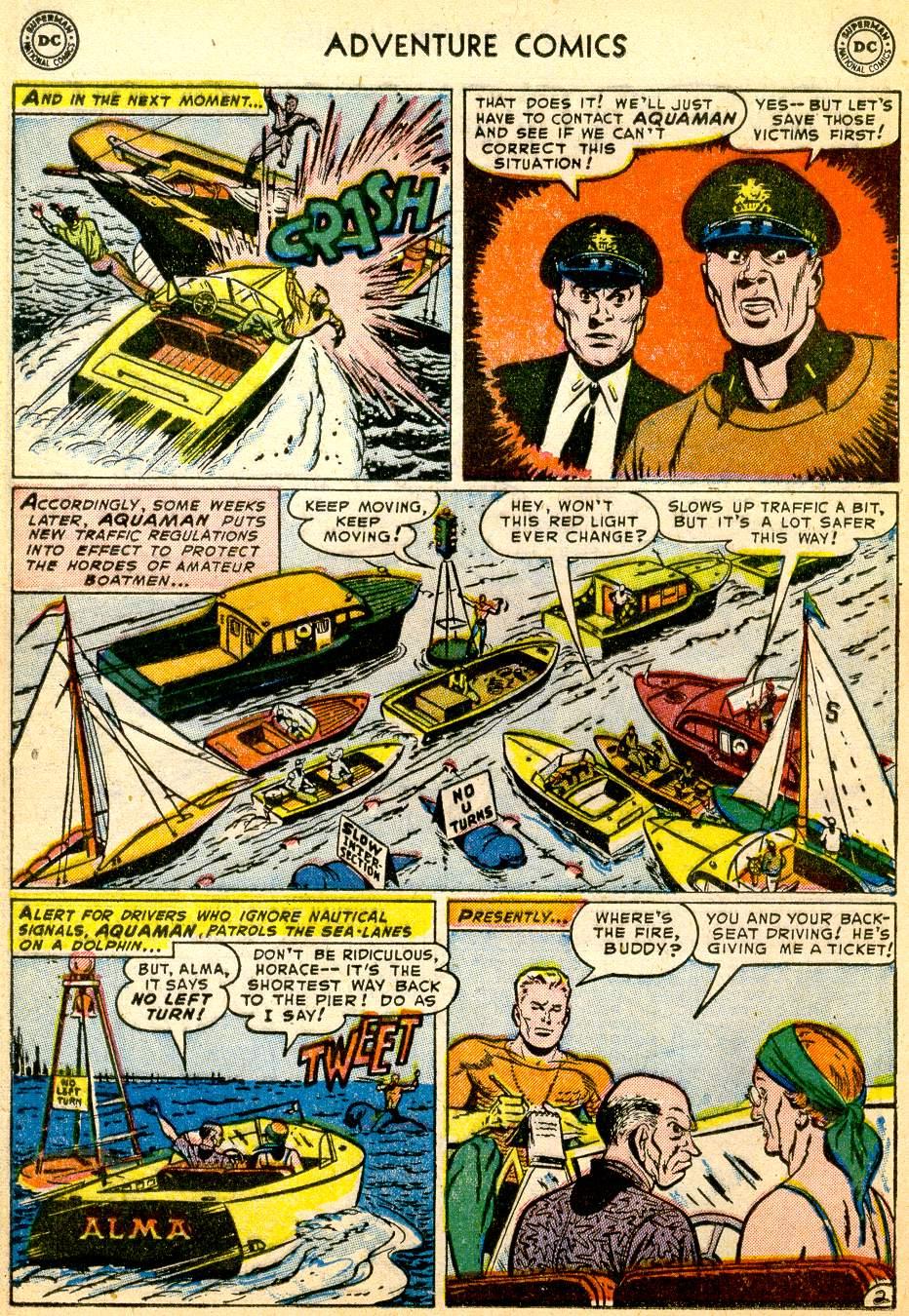Read online Adventure Comics (1938) comic -  Issue #191 - 18