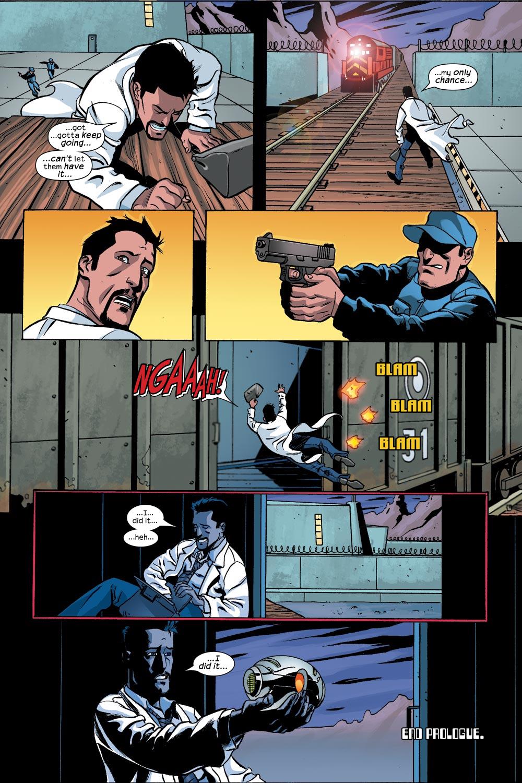 Read online Machine Teen comic -  Issue #1 - 4