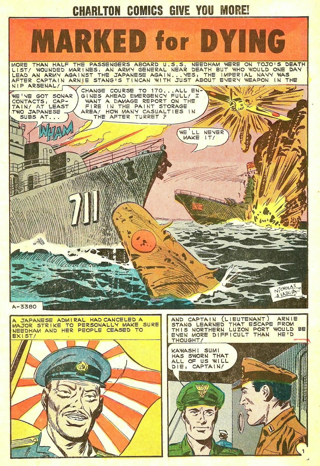 Read online Fightin' Navy comic -  Issue #114 - 3