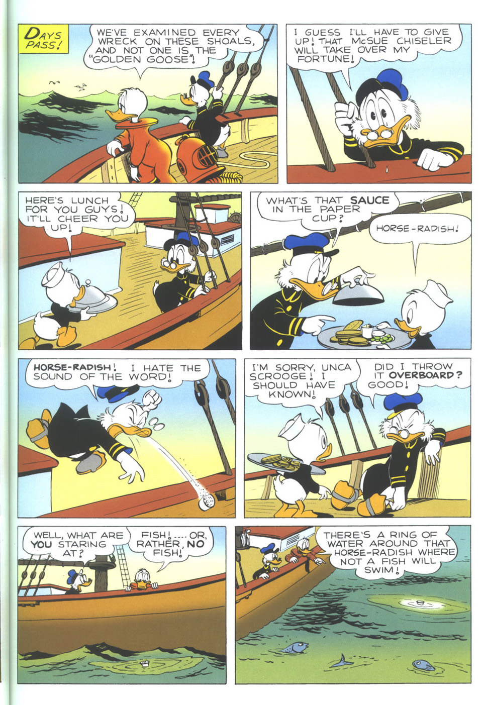 Read online Uncle Scrooge (1953) comic -  Issue #338 - 11