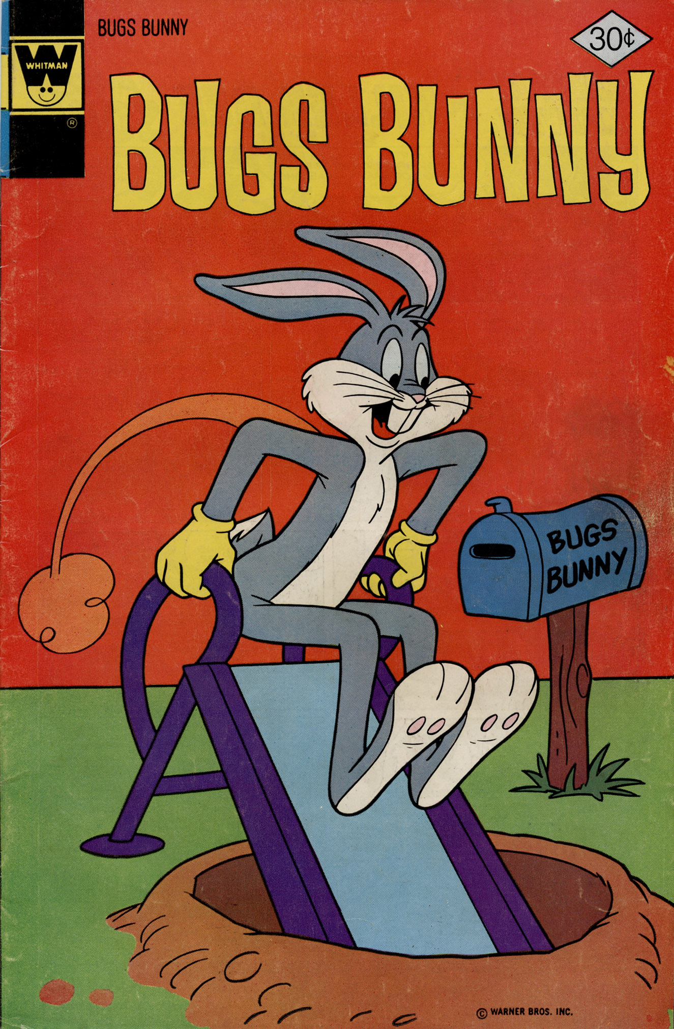Bugs Bunny 184 Page 1