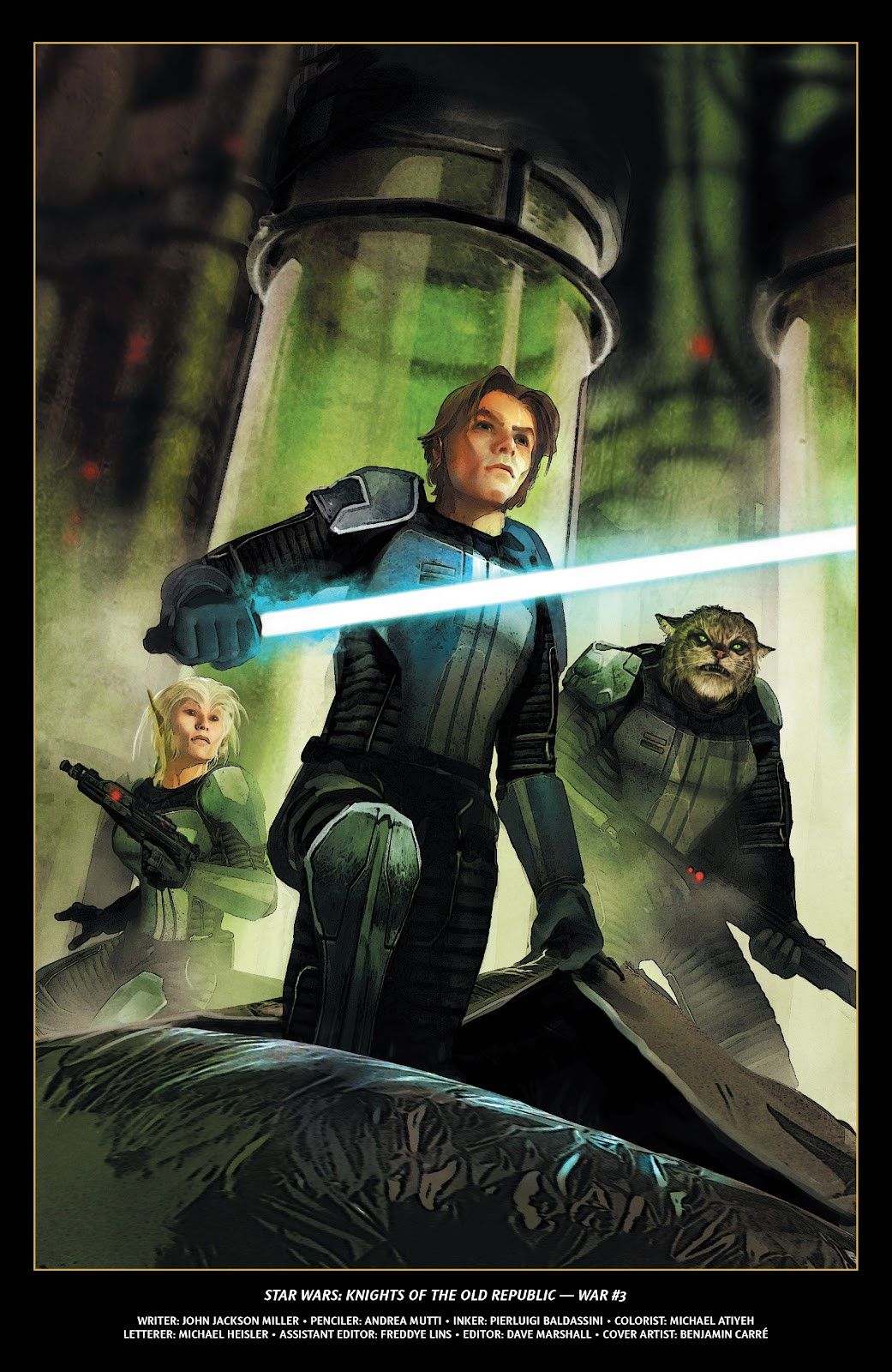 Read online Star Wars Legends: The Old Republic - Epic Collection comic -  Issue # TPB 3 (Part 4) - 49