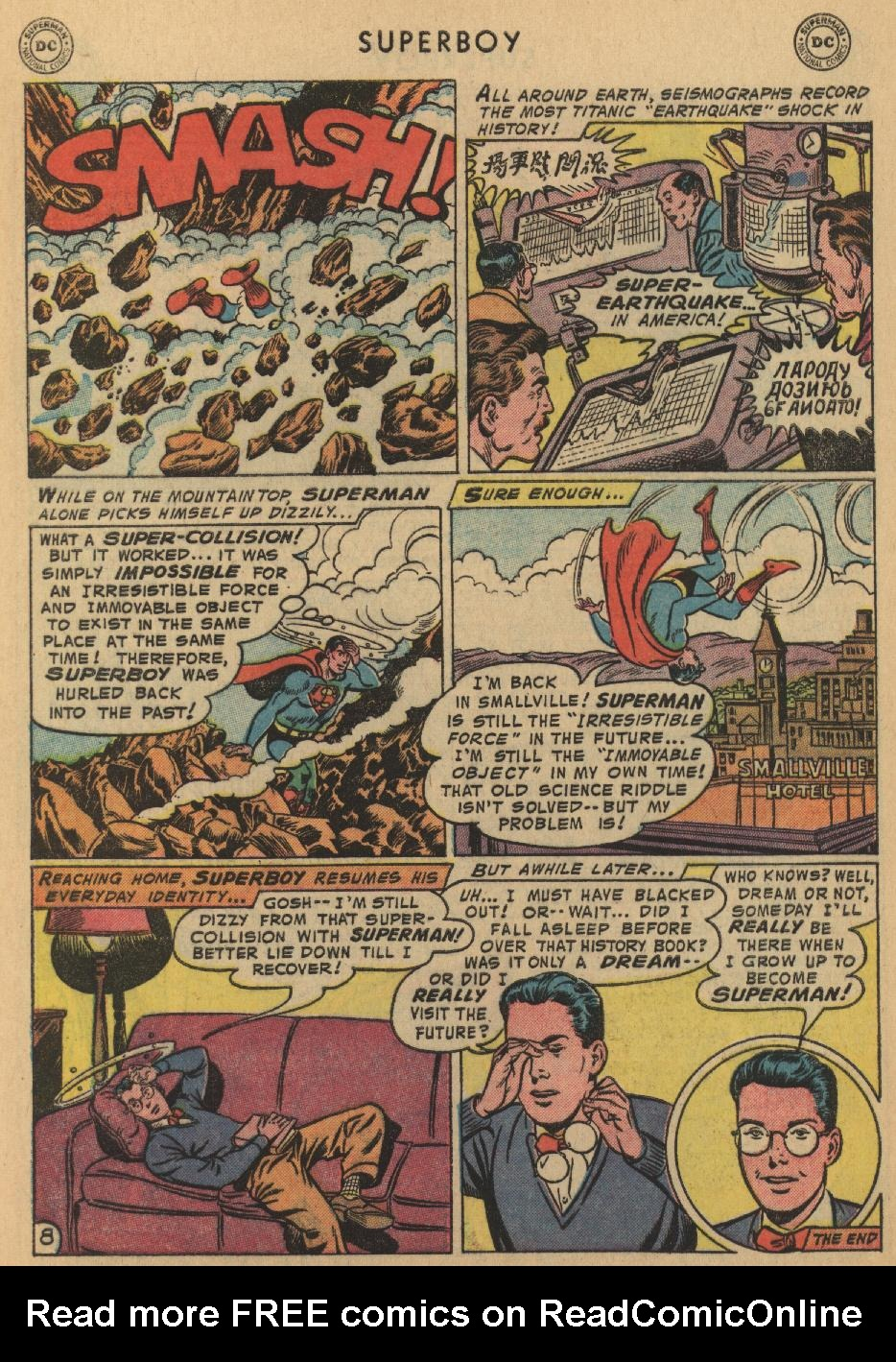Superboy (1949) issue 47 - Page 29
