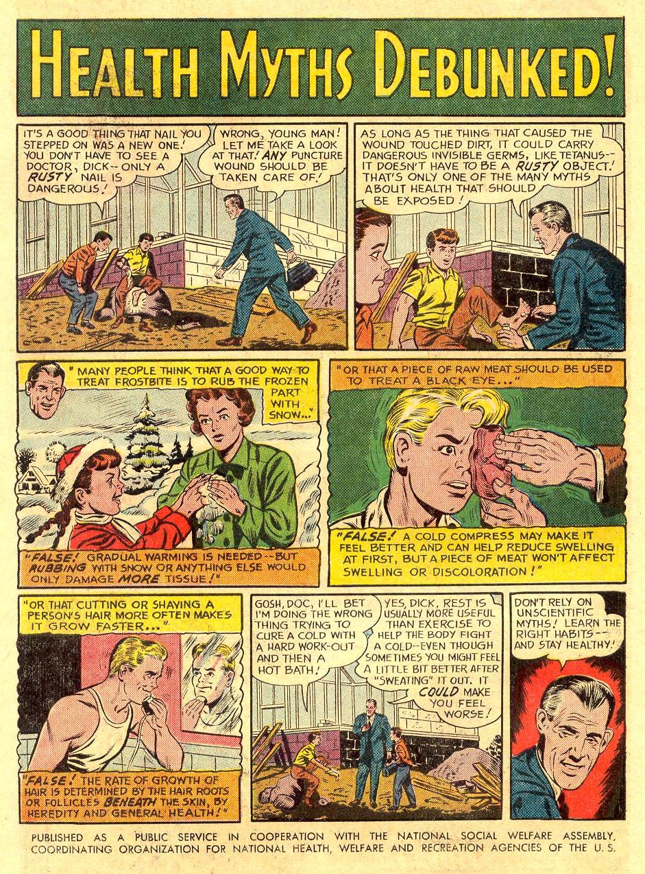 Read online Wonder Woman (1942) comic -  Issue #162 - 10