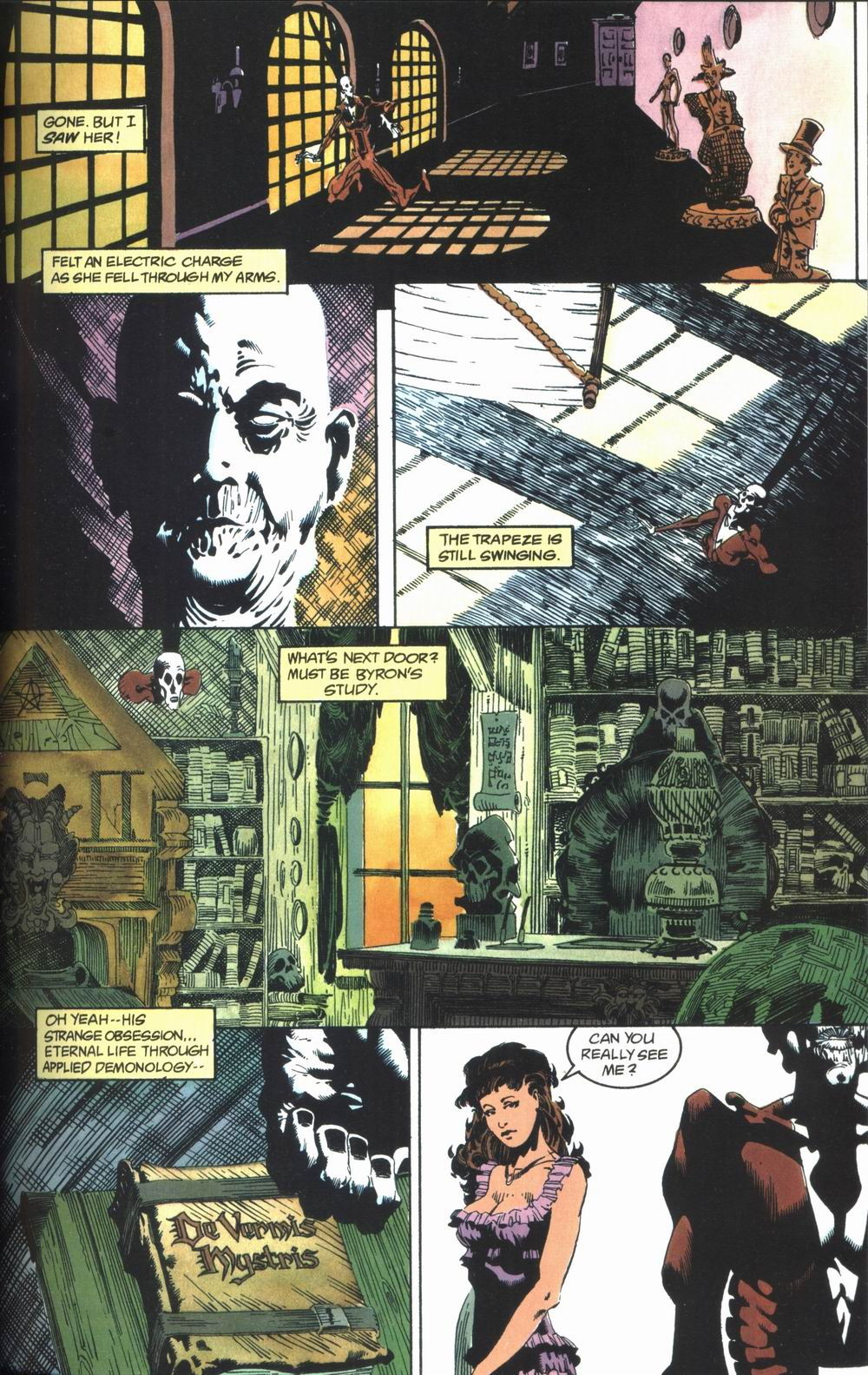 Read online Deadman: Love After Death comic -  Issue #1 - 13