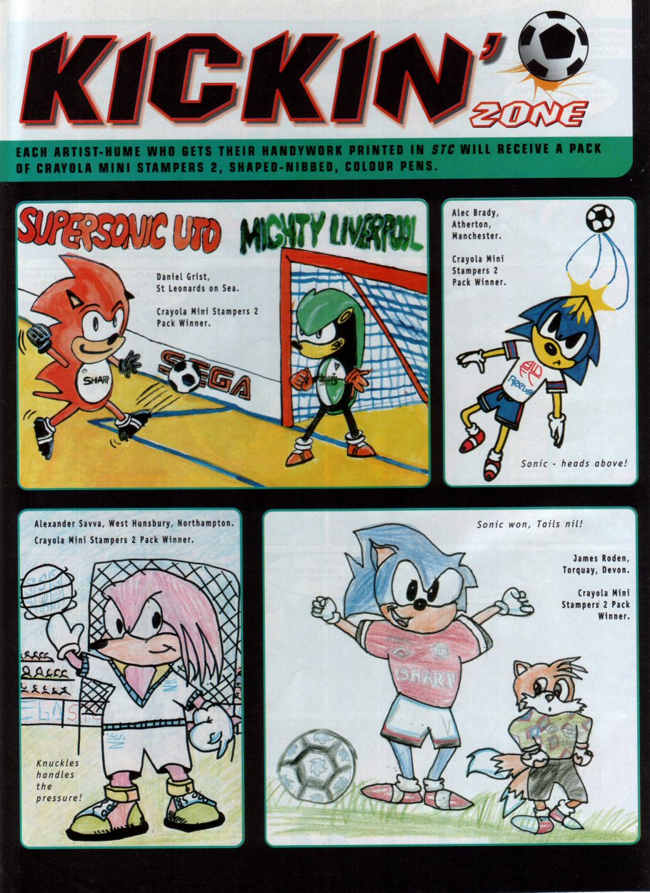 Read online Sonic the Comic comic -  Issue #86 - 9