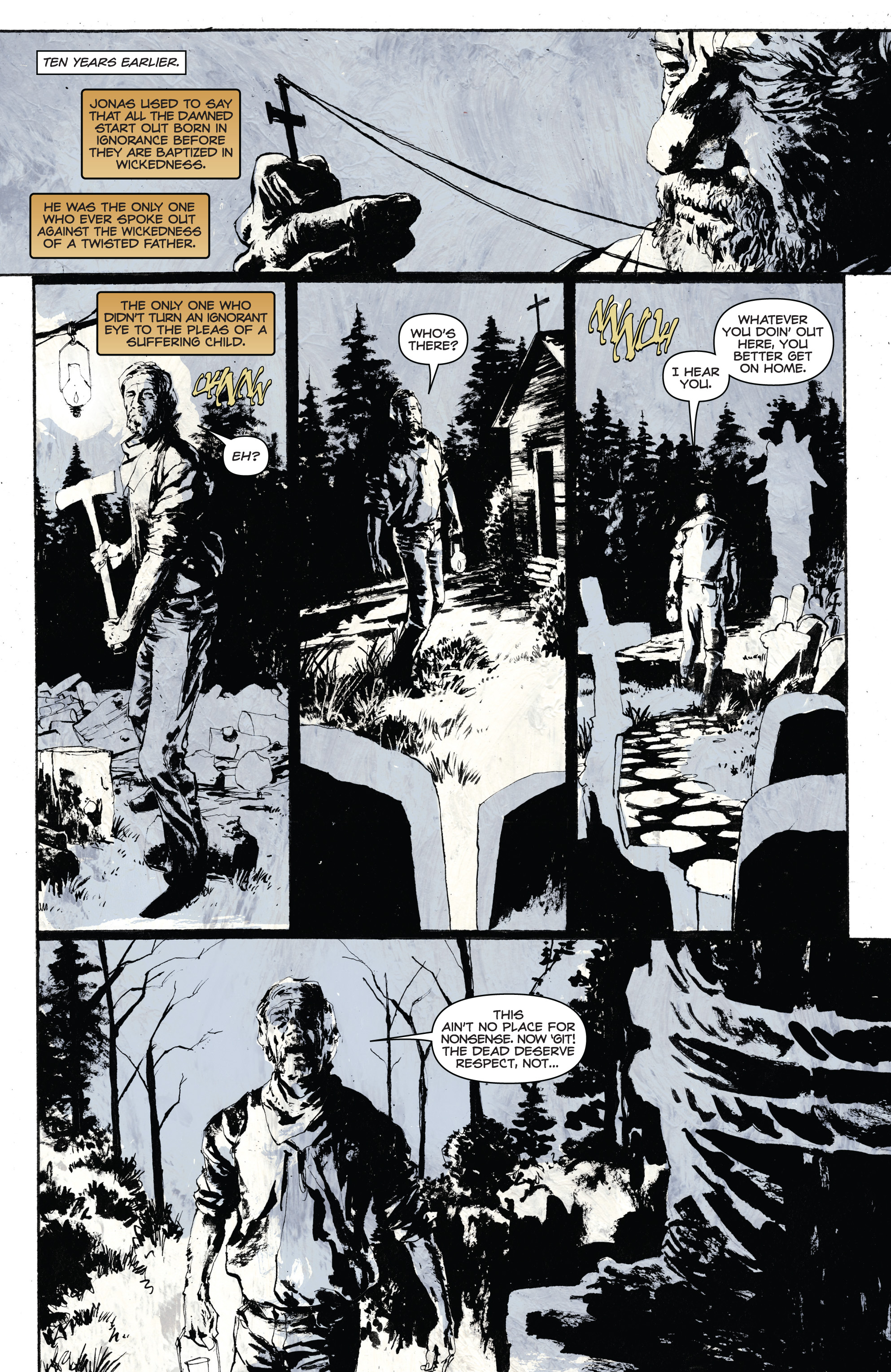 Read online Dead Irons comic -  Issue # TPB - 58