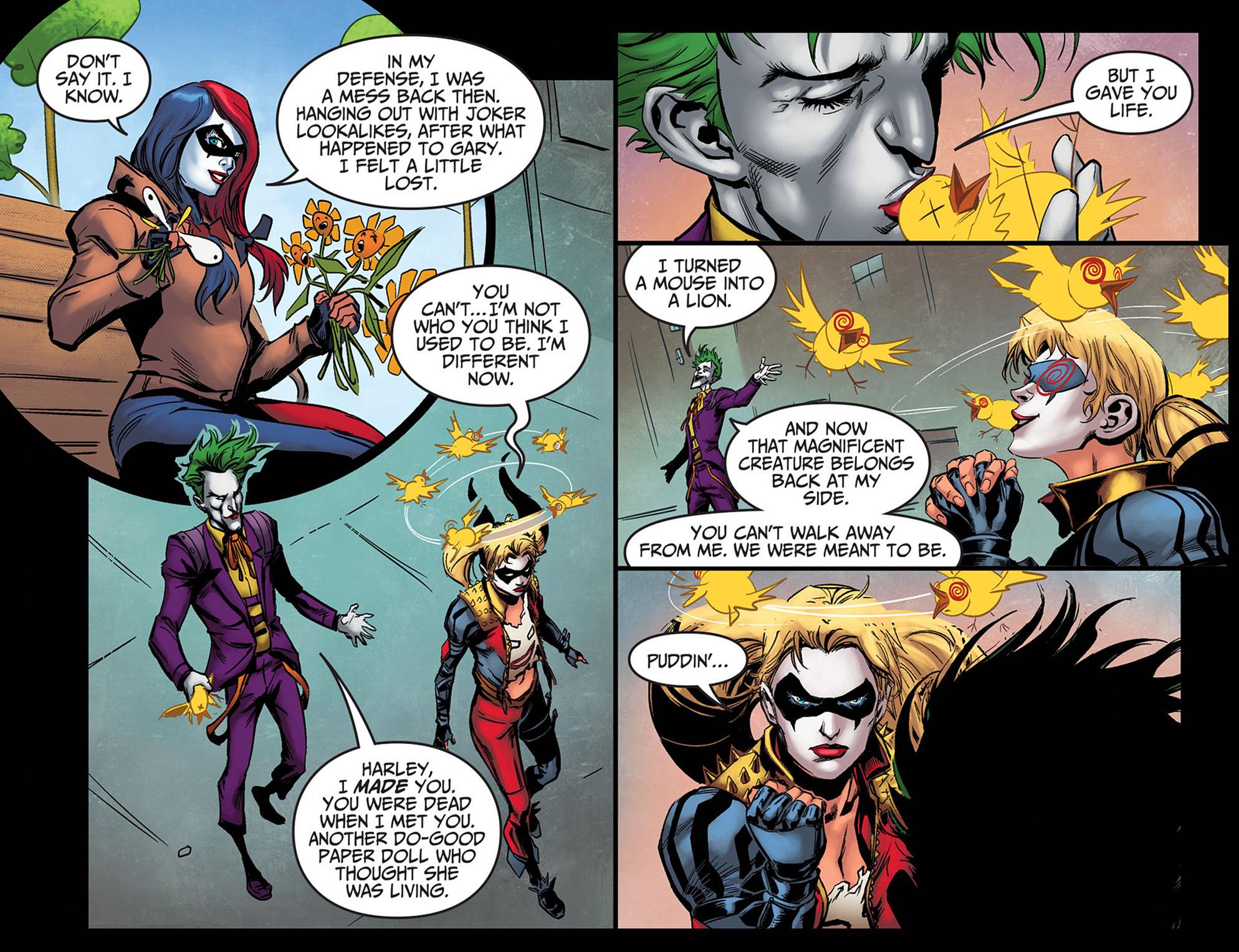 Read online Injustice: Ground Zero comic -  Issue #8 - 8