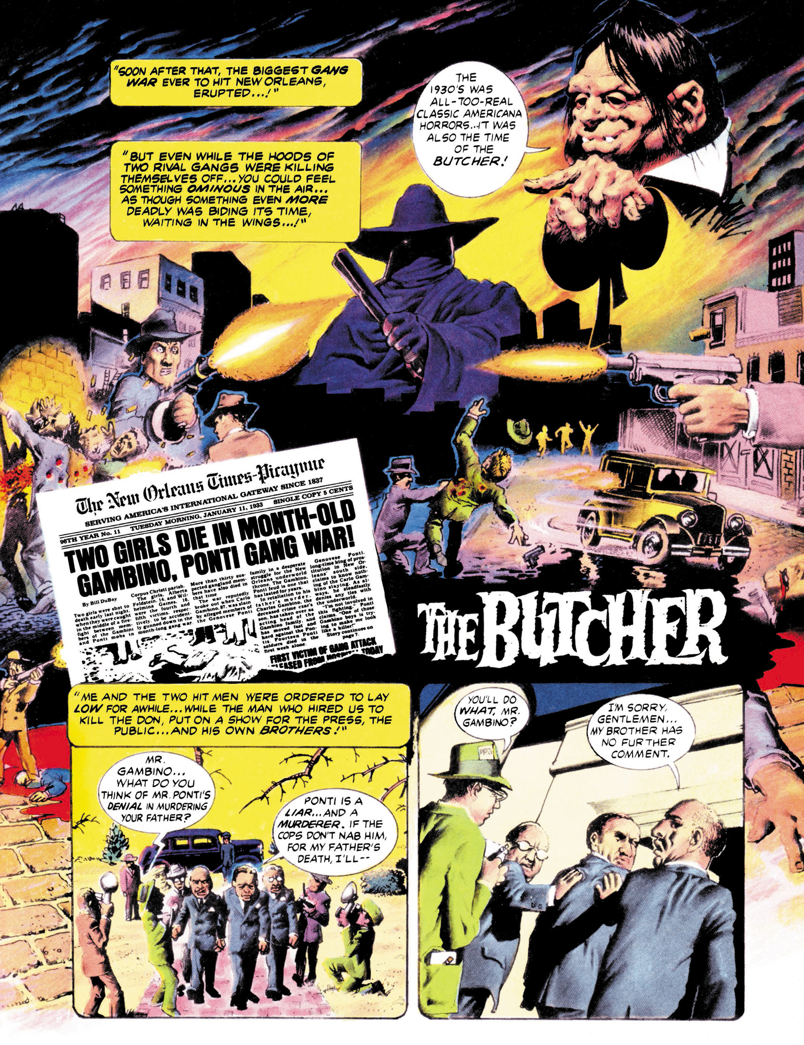 Read online Eerie Archives comic -  Issue # TPB 13 - 108