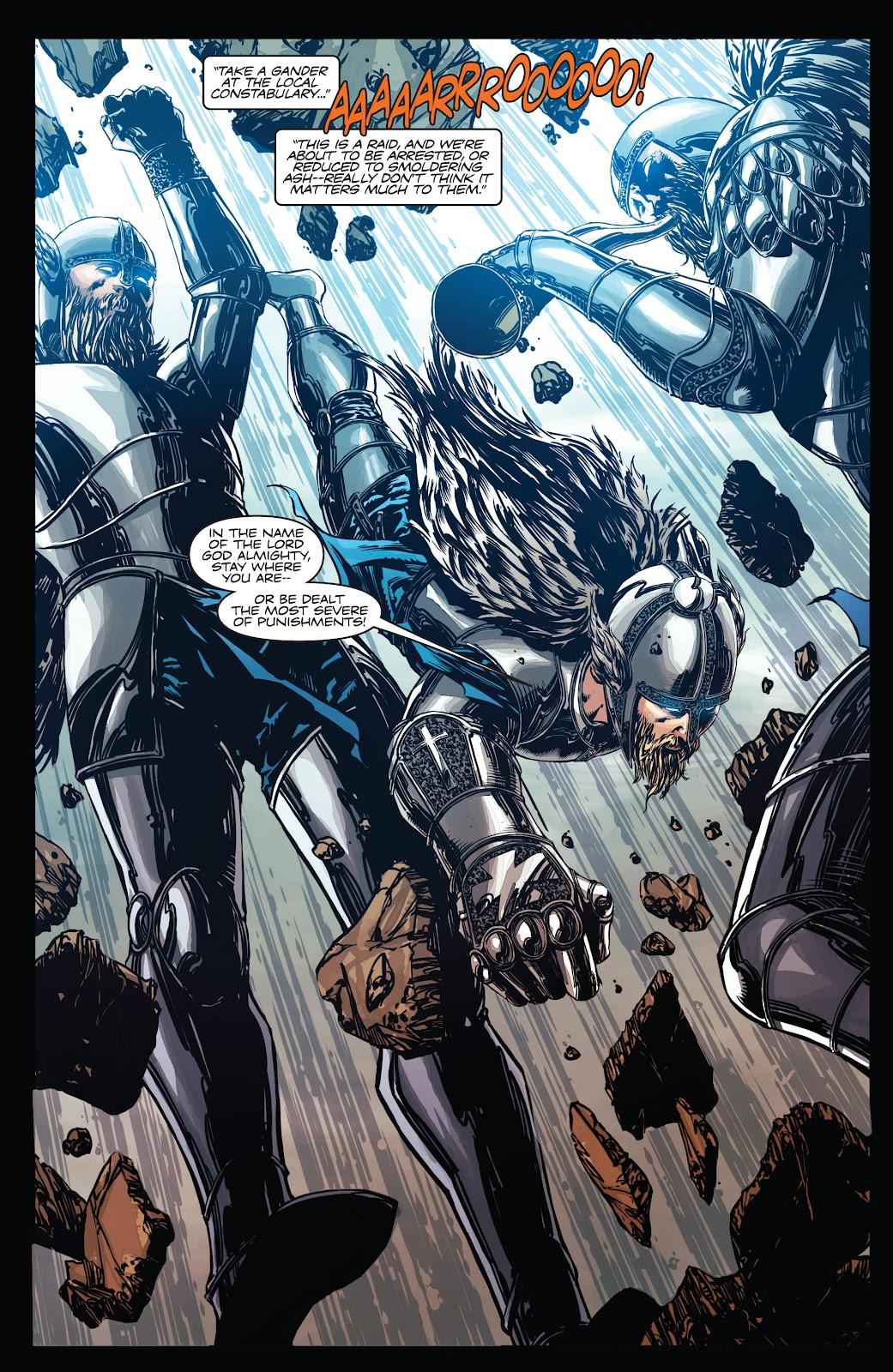 Read online Vampirella Strikes comic -  Issue #4 - 11