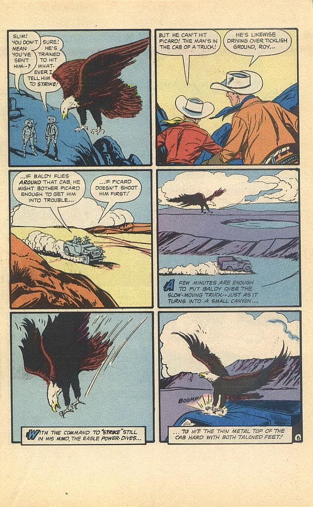 Read online Roy Rogers comic -  Issue #4 - 27
