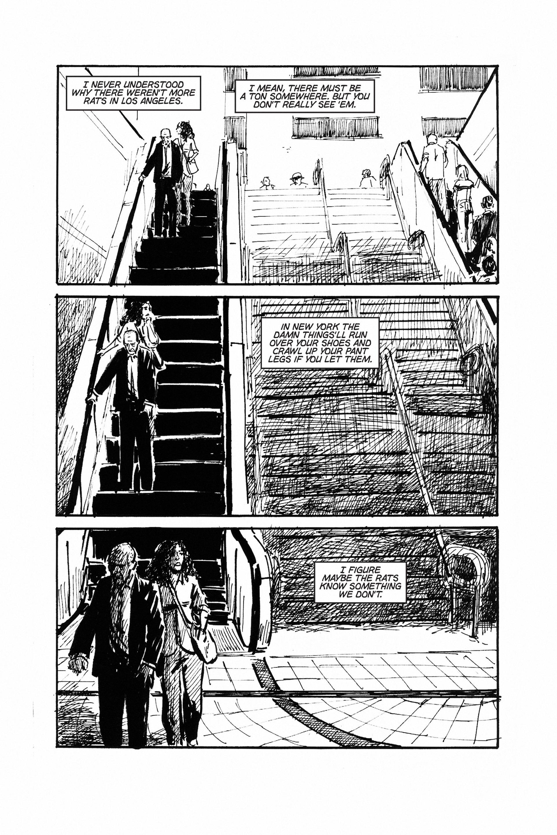 Read online Tumor comic -  Issue # TPB - 138