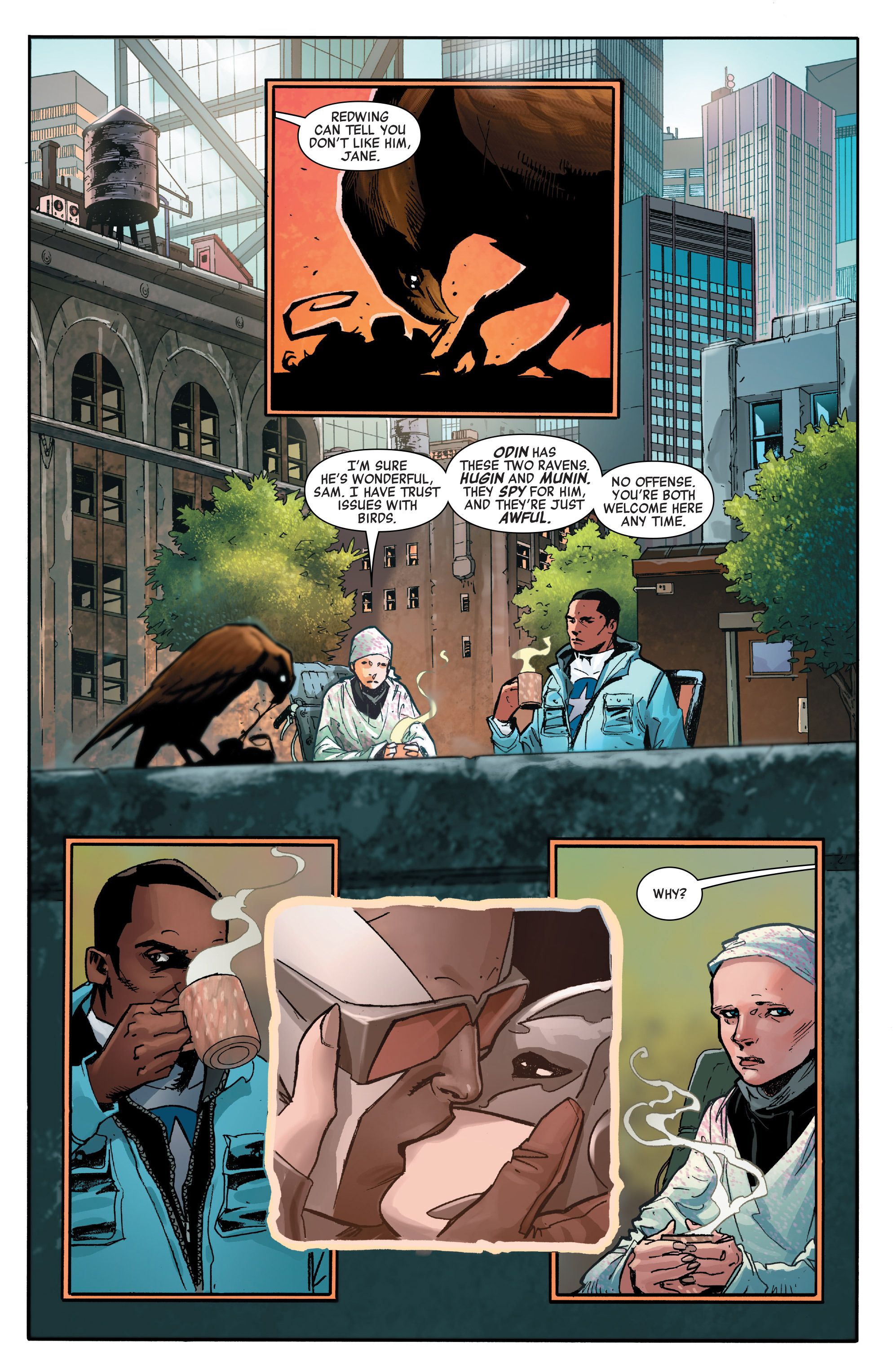 Read online All-New, All-Different Avengers comic -  Issue #7 - 3