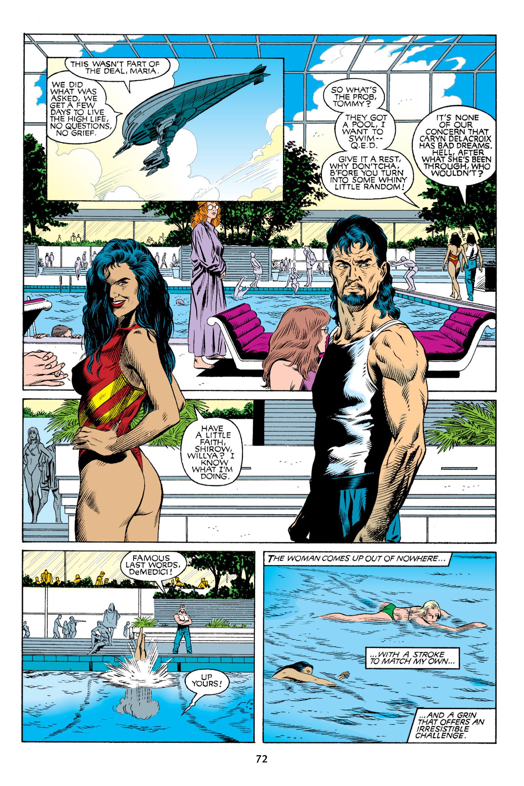 Read online Aliens vs. Predator Omnibus comic -  Issue # _TPB 2 Part 1 - 71