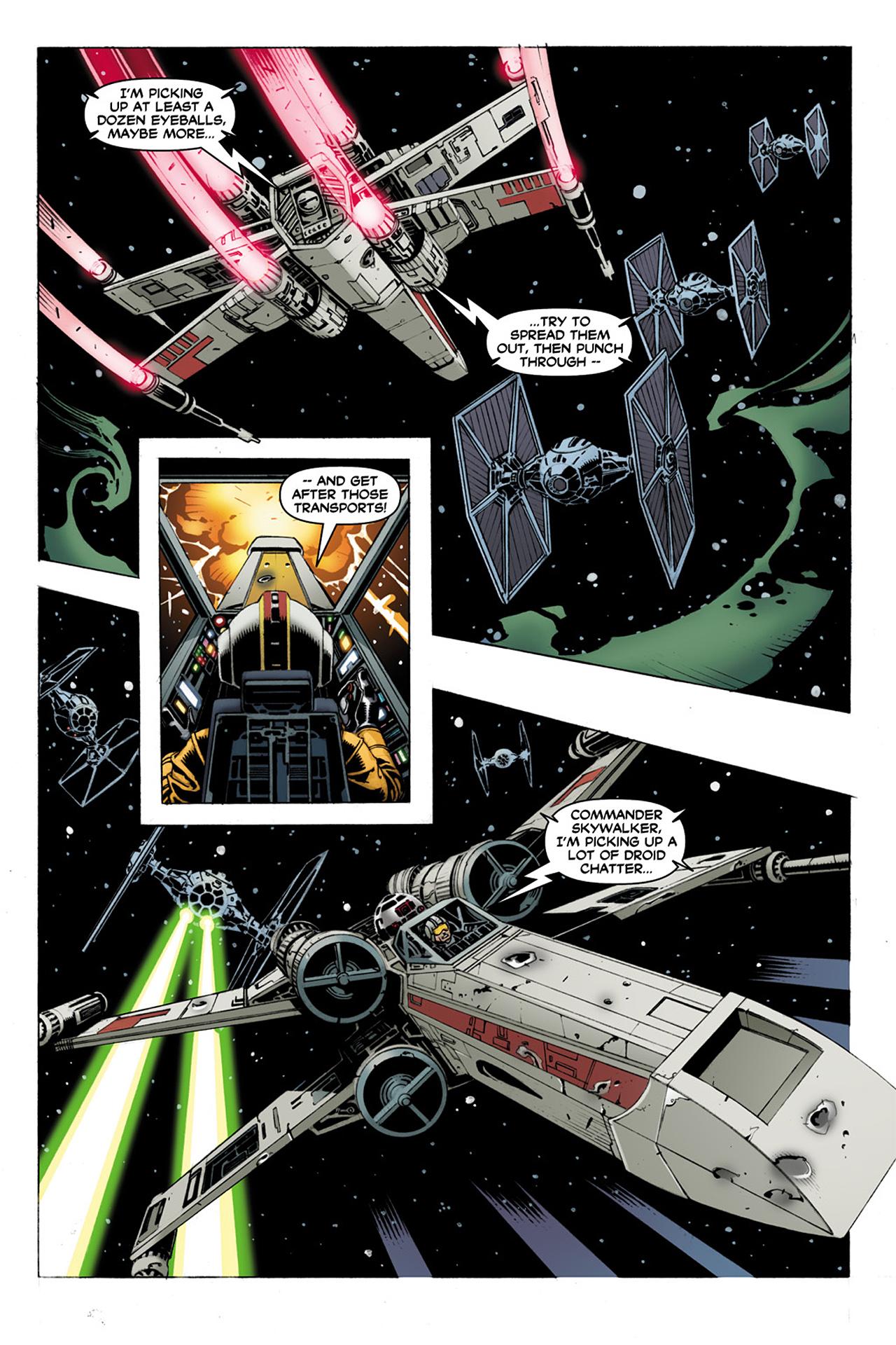 Read online Star Wars Omnibus comic -  Issue # Vol. 1 - 45