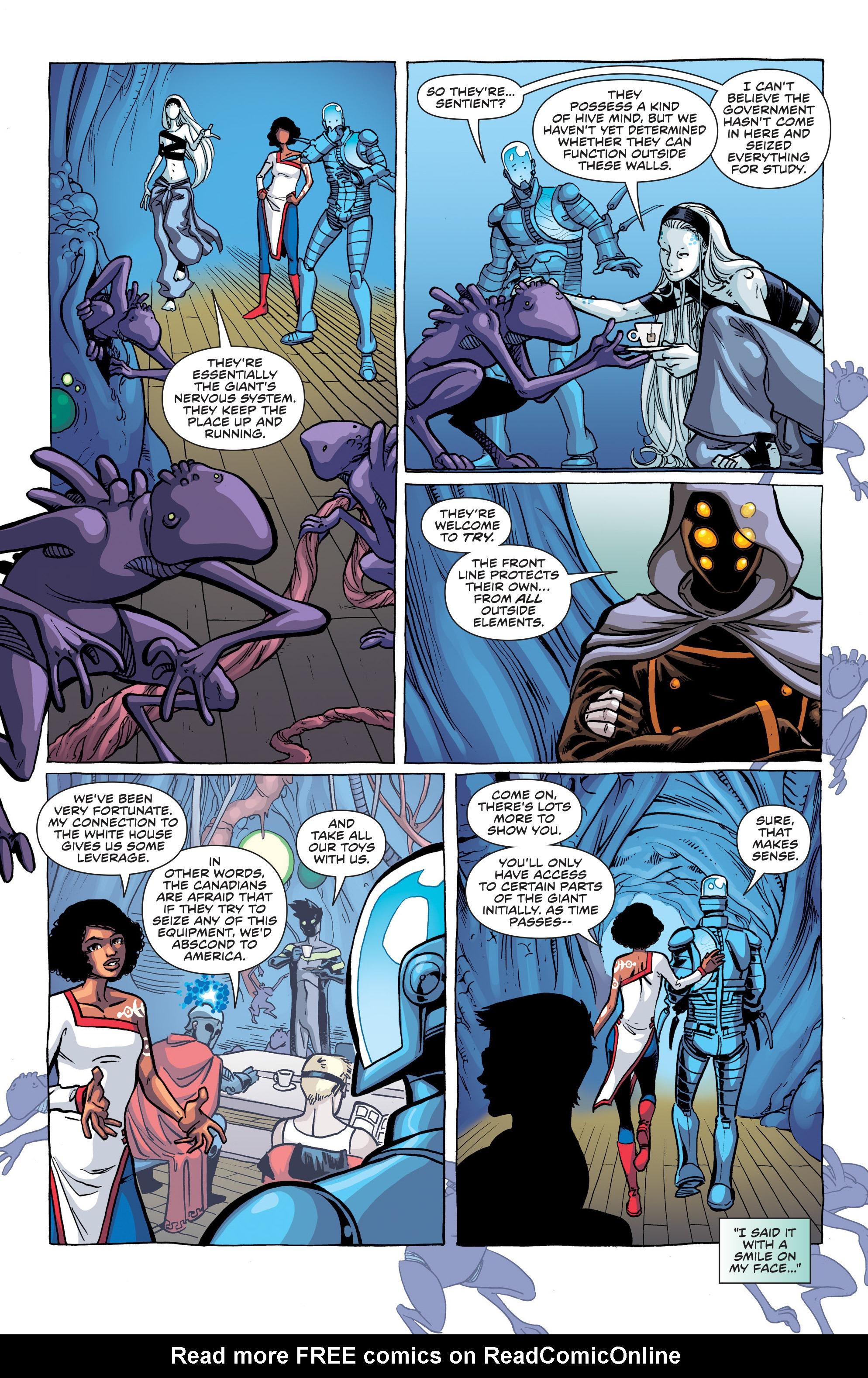 Read online Secret Identities comic -  Issue # _TPB - 30