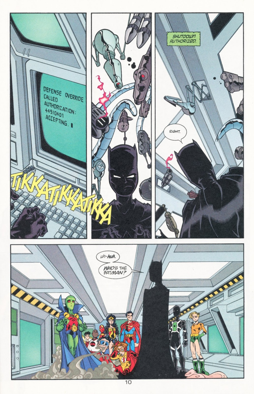 Sins of Youth issue JLA Jr. - Page 17