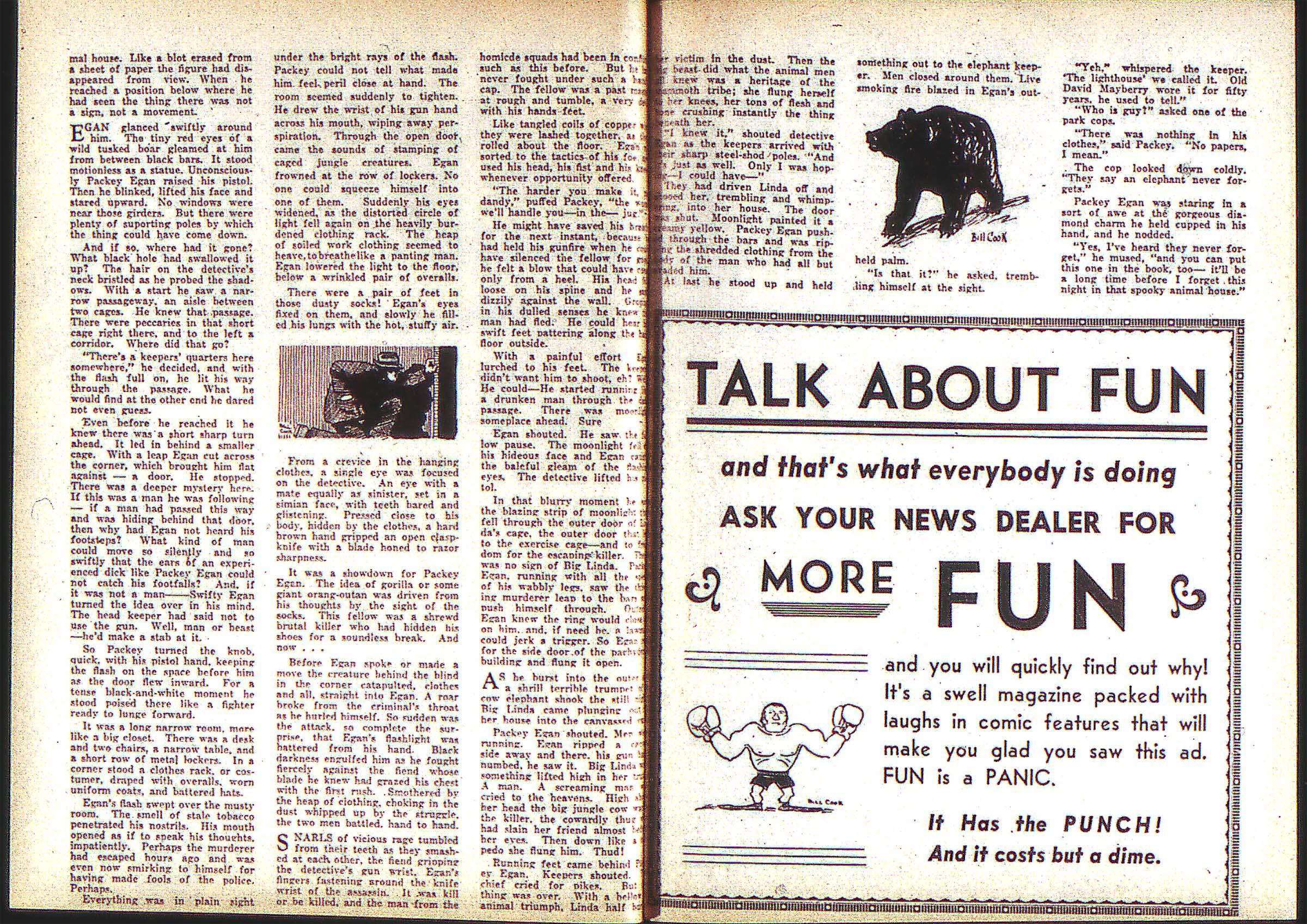 Read online Adventure Comics (1938) comic -  Issue #2 - 12