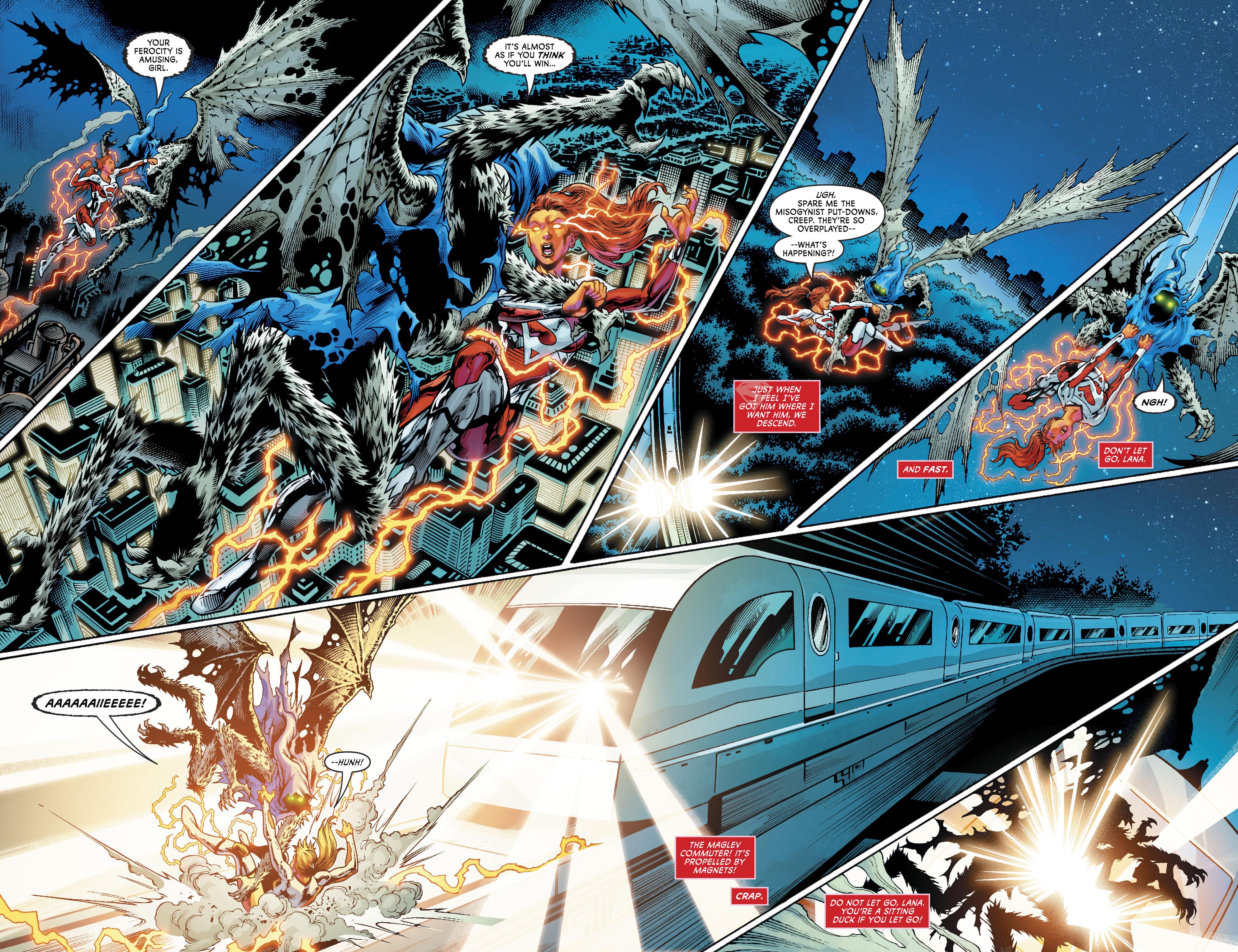 Read online Superwoman comic -  Issue #11 - 18