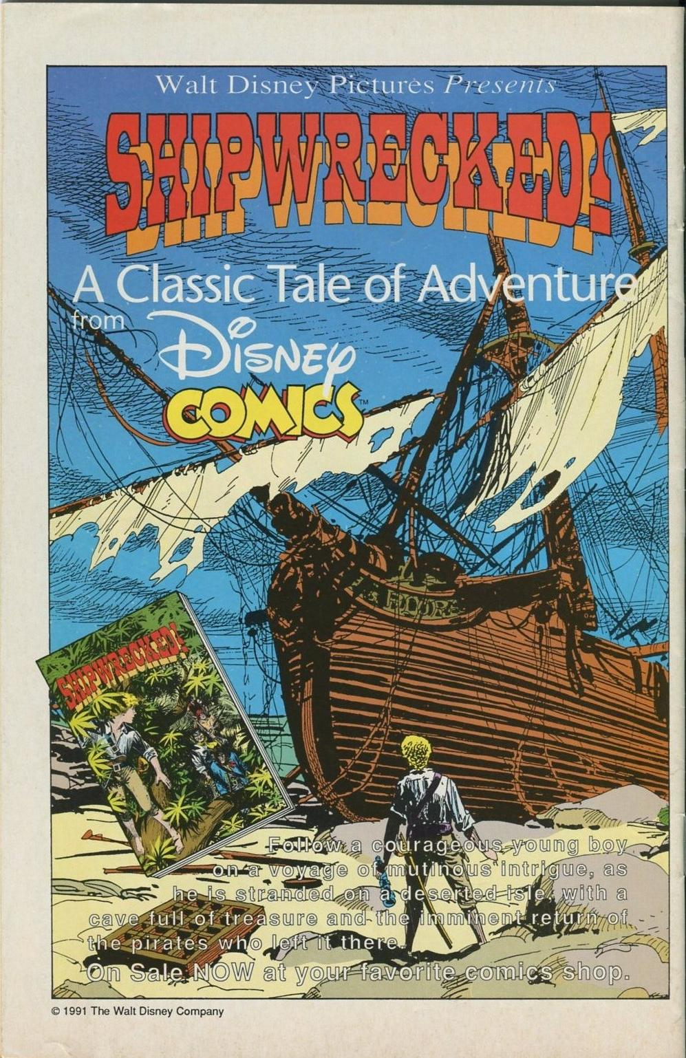 Read online Disney's Tale Spin Limited Series: ''Take Off'' comic -  Issue #4 - 31
