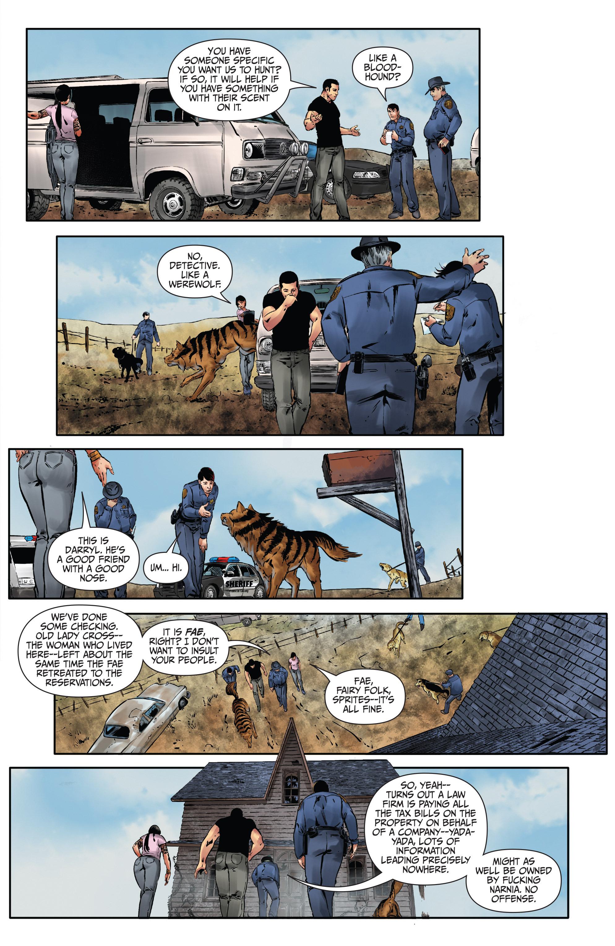Read online Mercy Thompson comic -  Issue #2 - 19