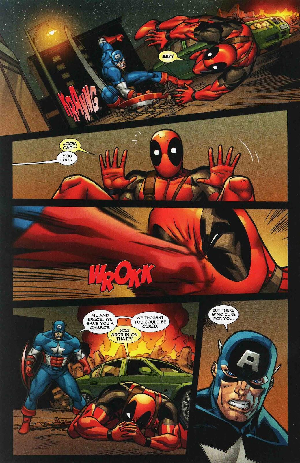 Read online Deadpool (2008) comic -  Issue #47 - 3