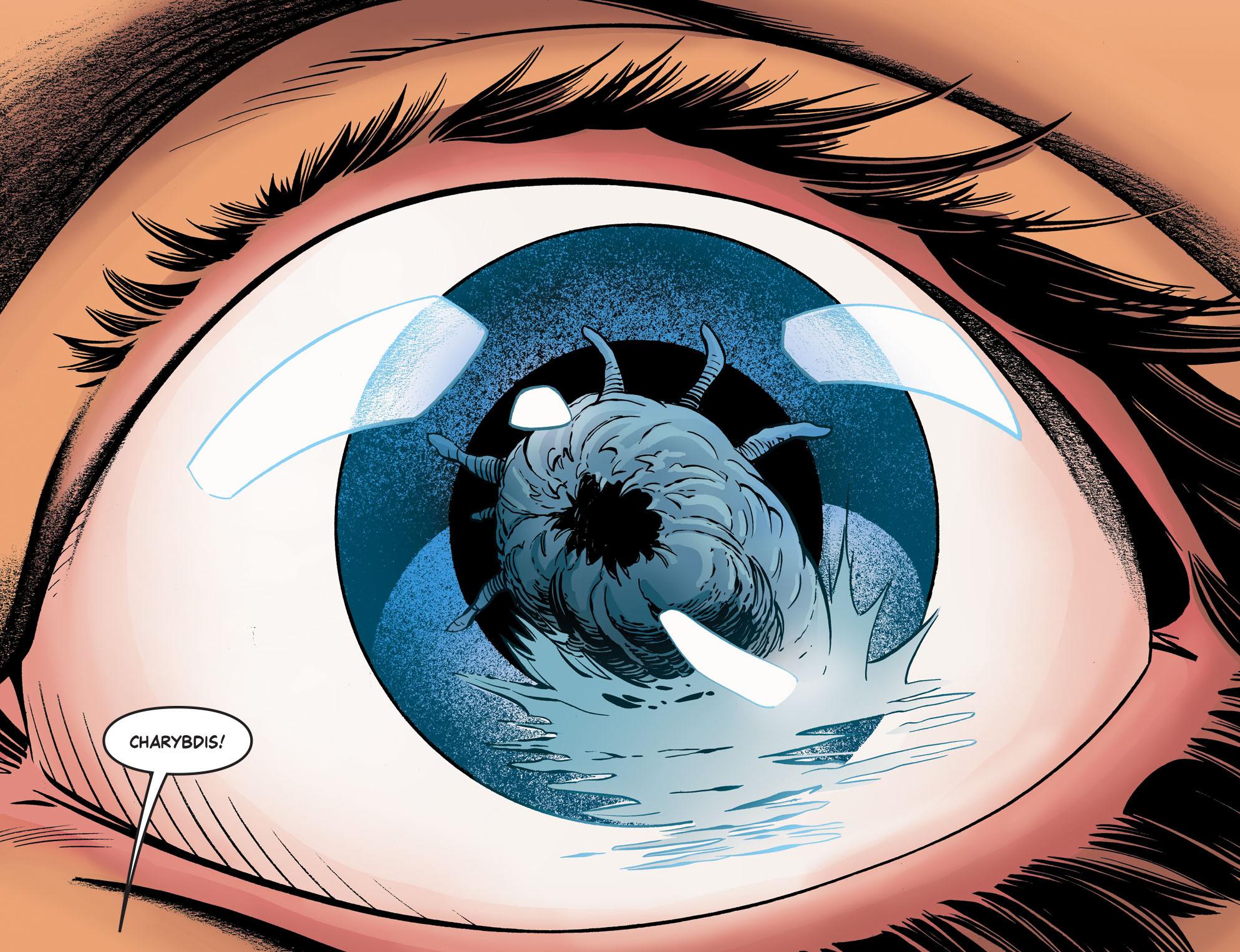 Read online Wonder Woman '77 [I] comic -  Issue #19 - 22