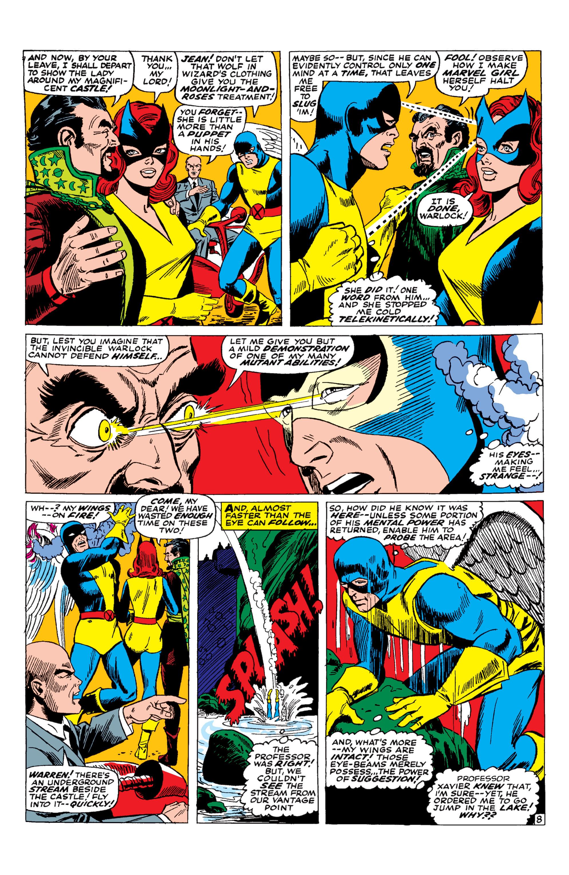 Uncanny X-Men (1963) 30 Page 8