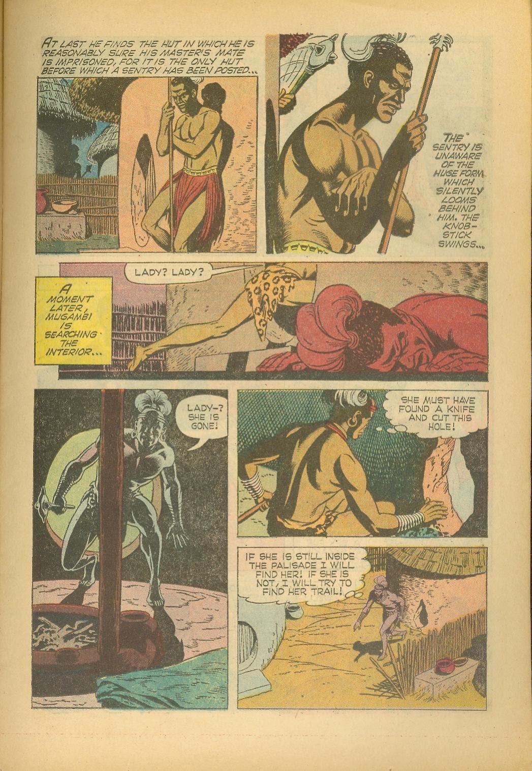 Tarzan (1962) issue 160 - Page 11