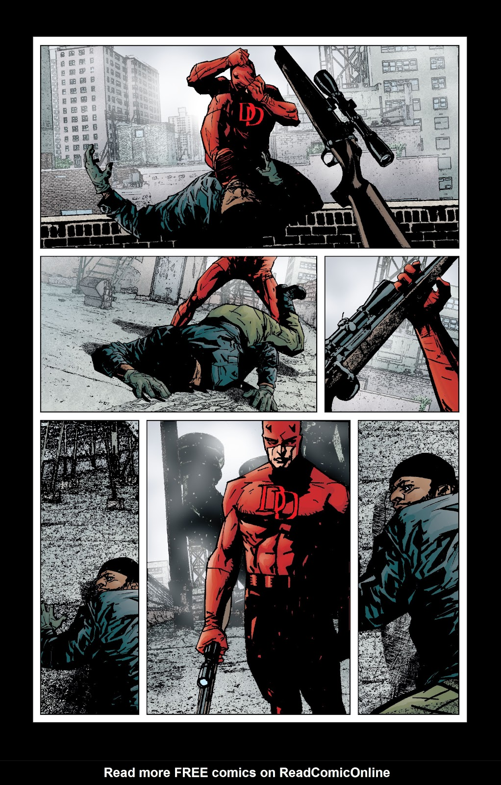 Read online Daredevil (1998) comic -  Issue # _Ultimate_Collection TPB 1 (Part 2) - 36