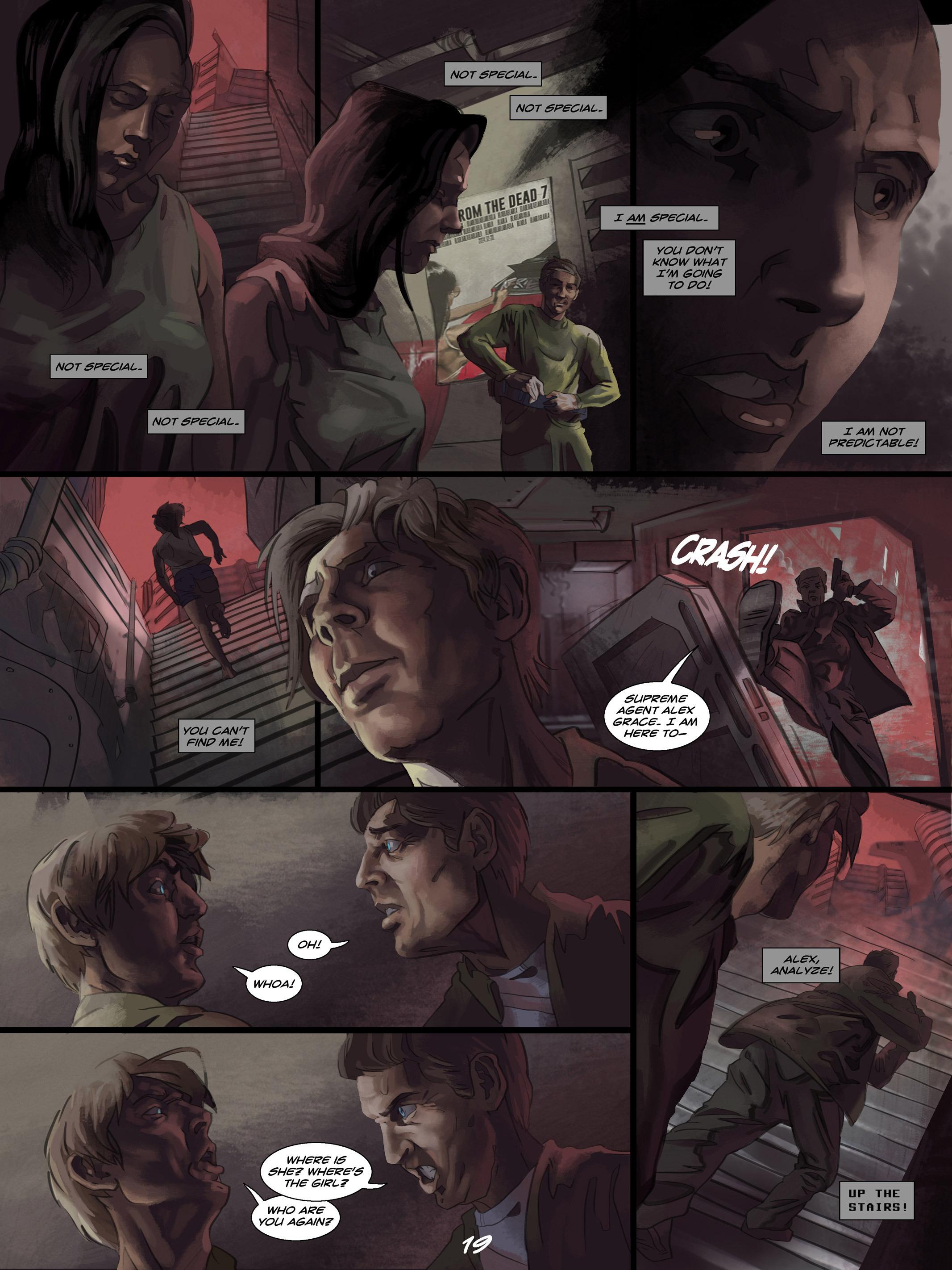 Read online Wynter comic -  Issue #4 - 20