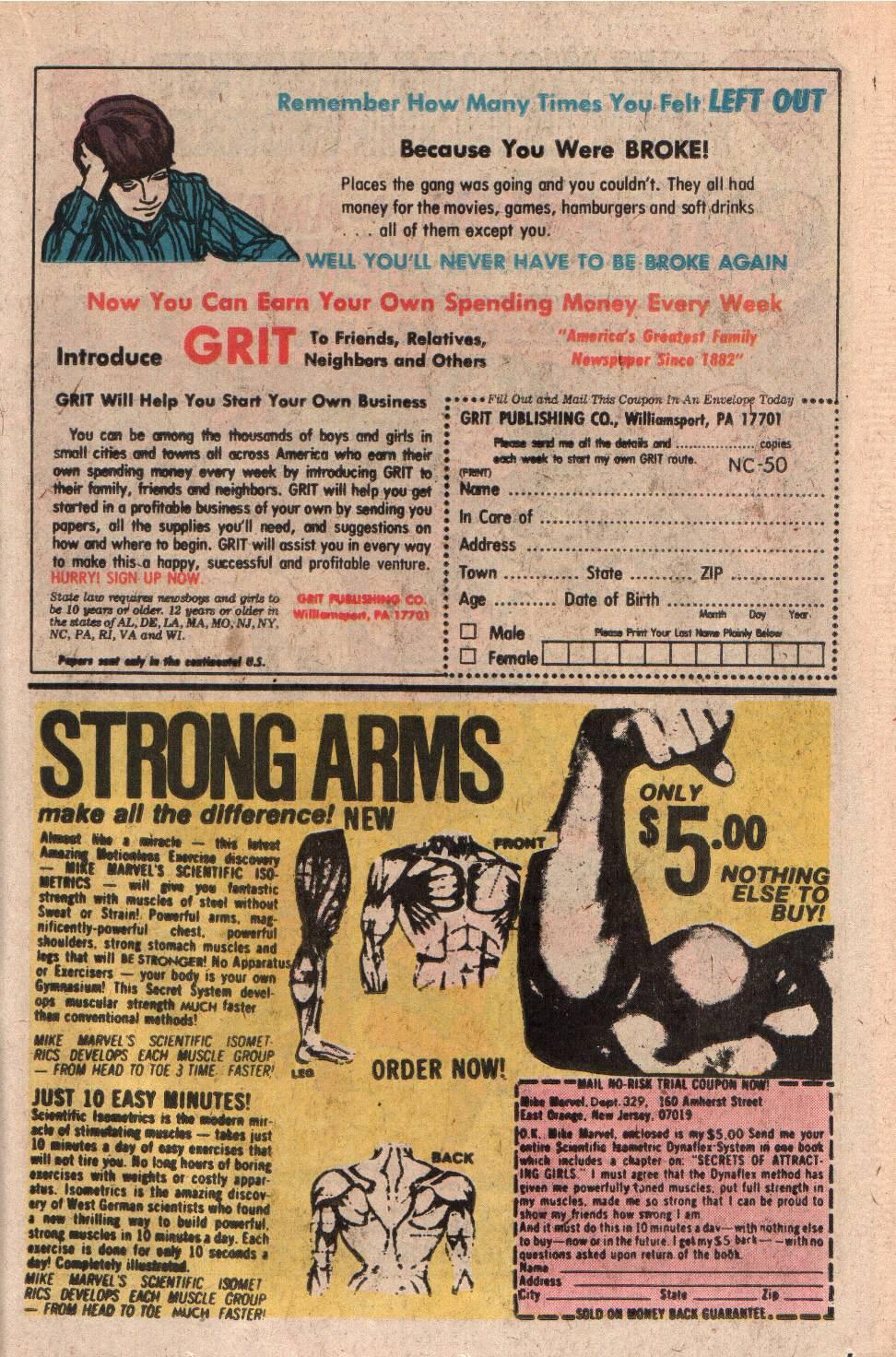 Read online Adventure Comics (1938) comic -  Issue #474 - 22
